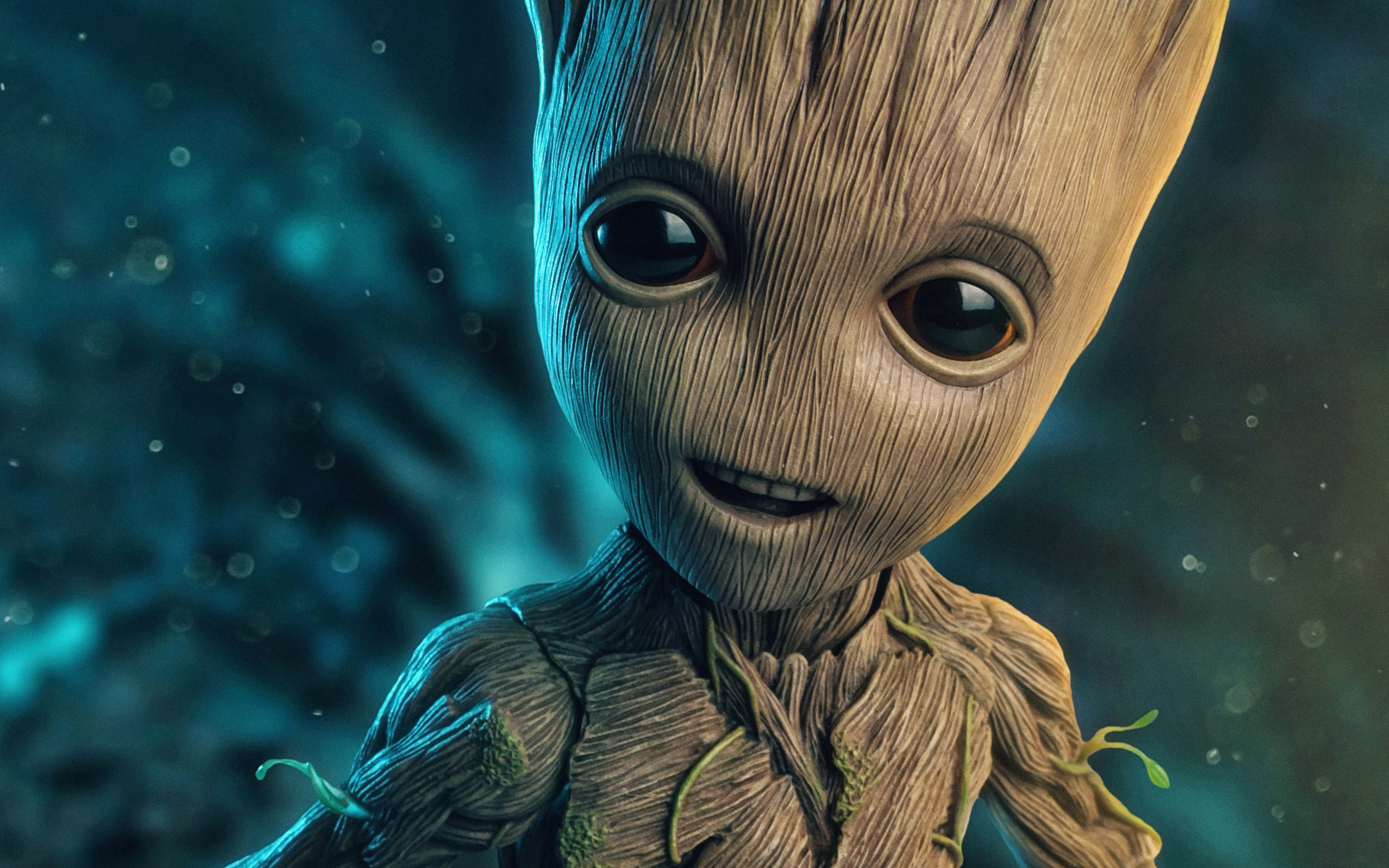2880x1800 Baby Groot 2018 4k Macbook Pro Retina HD 4k