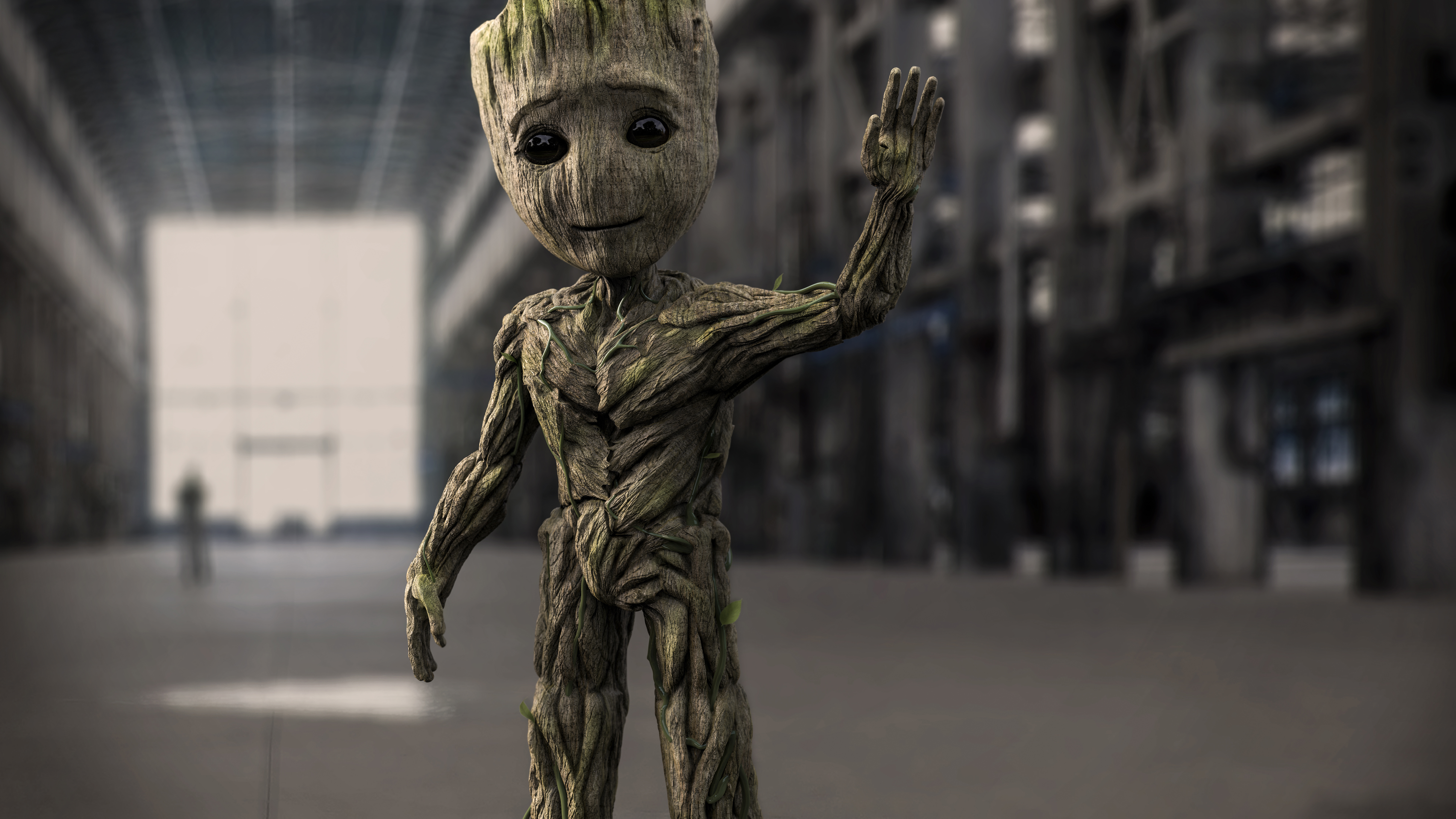 7680x4320 Baby Groot 8k 8k Hd 4k Wallpapers Images Backgrounds Photos And Pictures