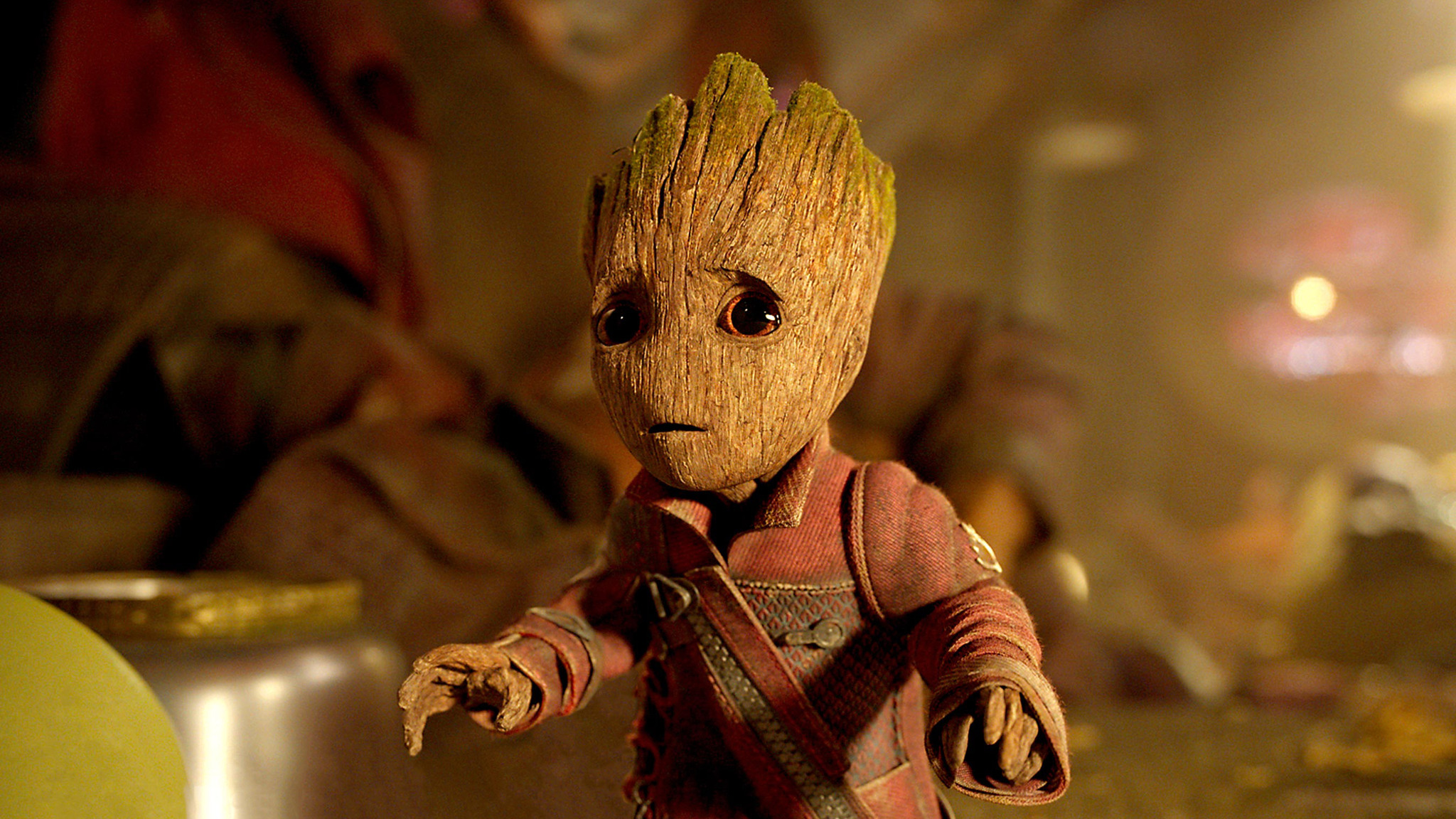 2048x1152 Baby Groot Guardians Of The Galaxy Vol 2 2048x1152