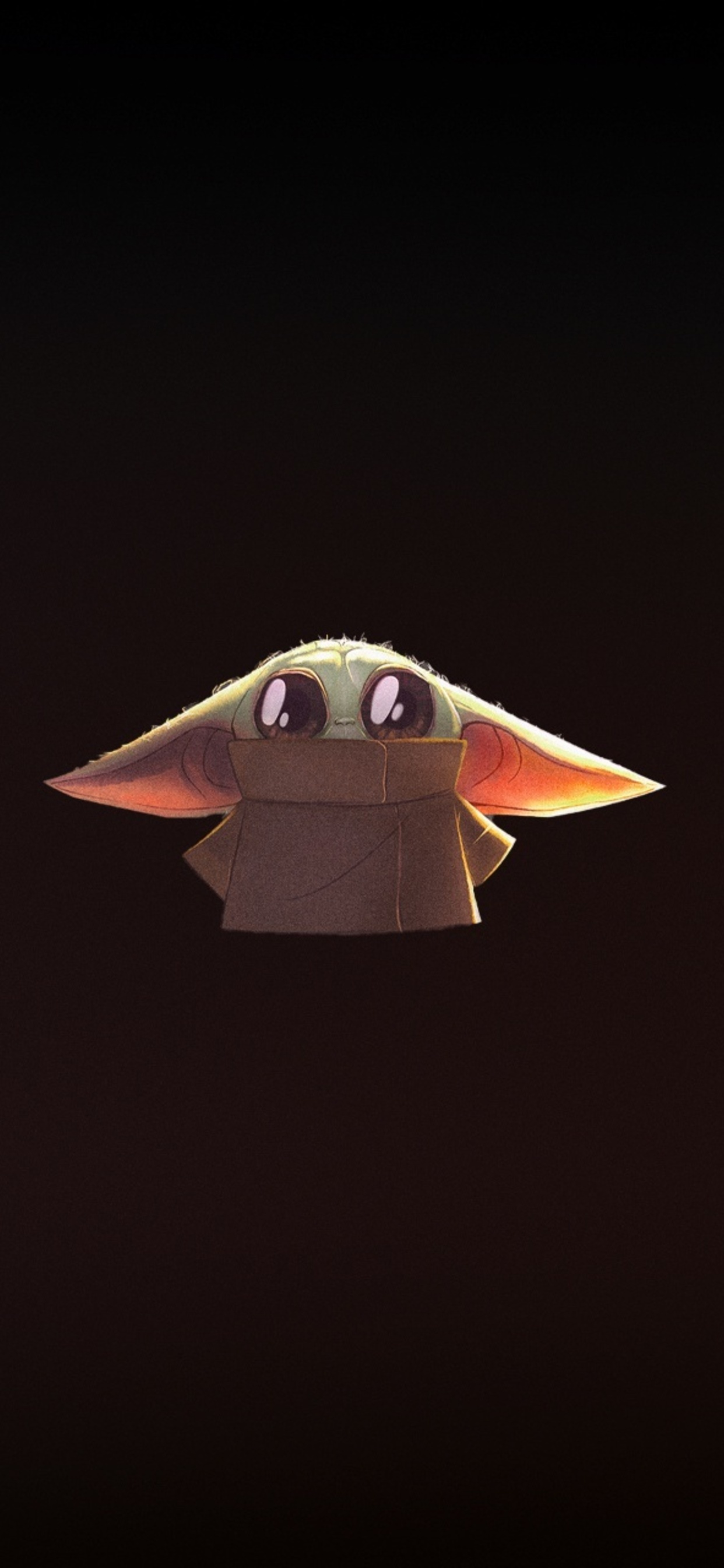 1242x2688 Baby Yoda Star Wars Minimal Iphone Xs Max Hd 4k Wallpapers Images Backgrounds Photos And Pictures