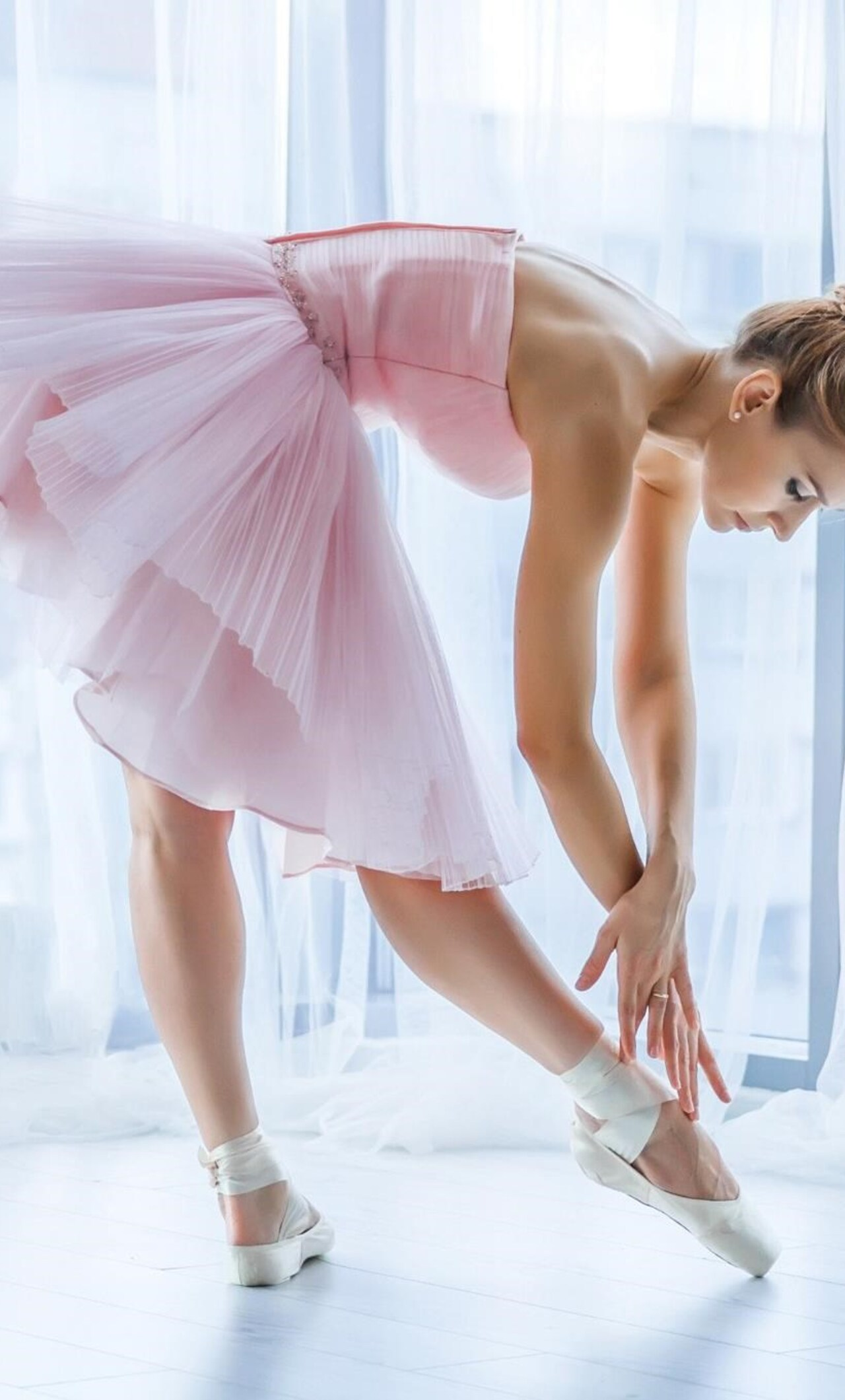1280x2120 Ballerina Dancer IPhone 6 HD 4k Wallpapers Images