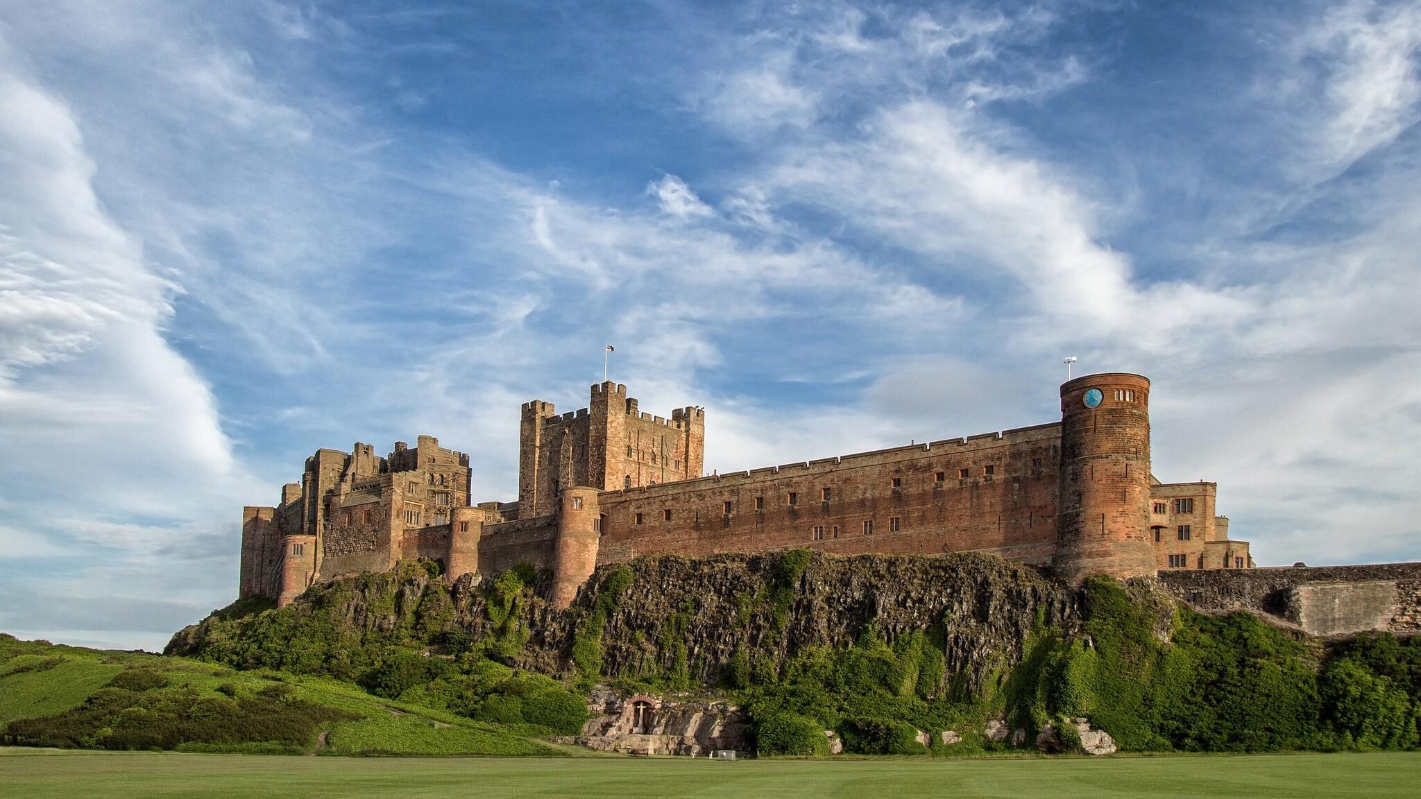 Image result for Bamburgh Castle