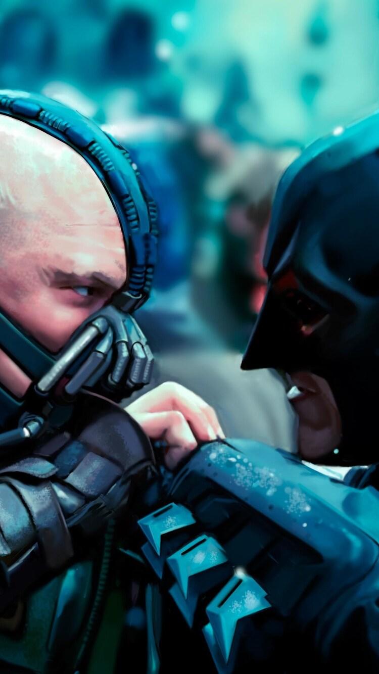 750x1334 Bane In Batman Dark Knight Rises Iphone 6 Iphone 6s
