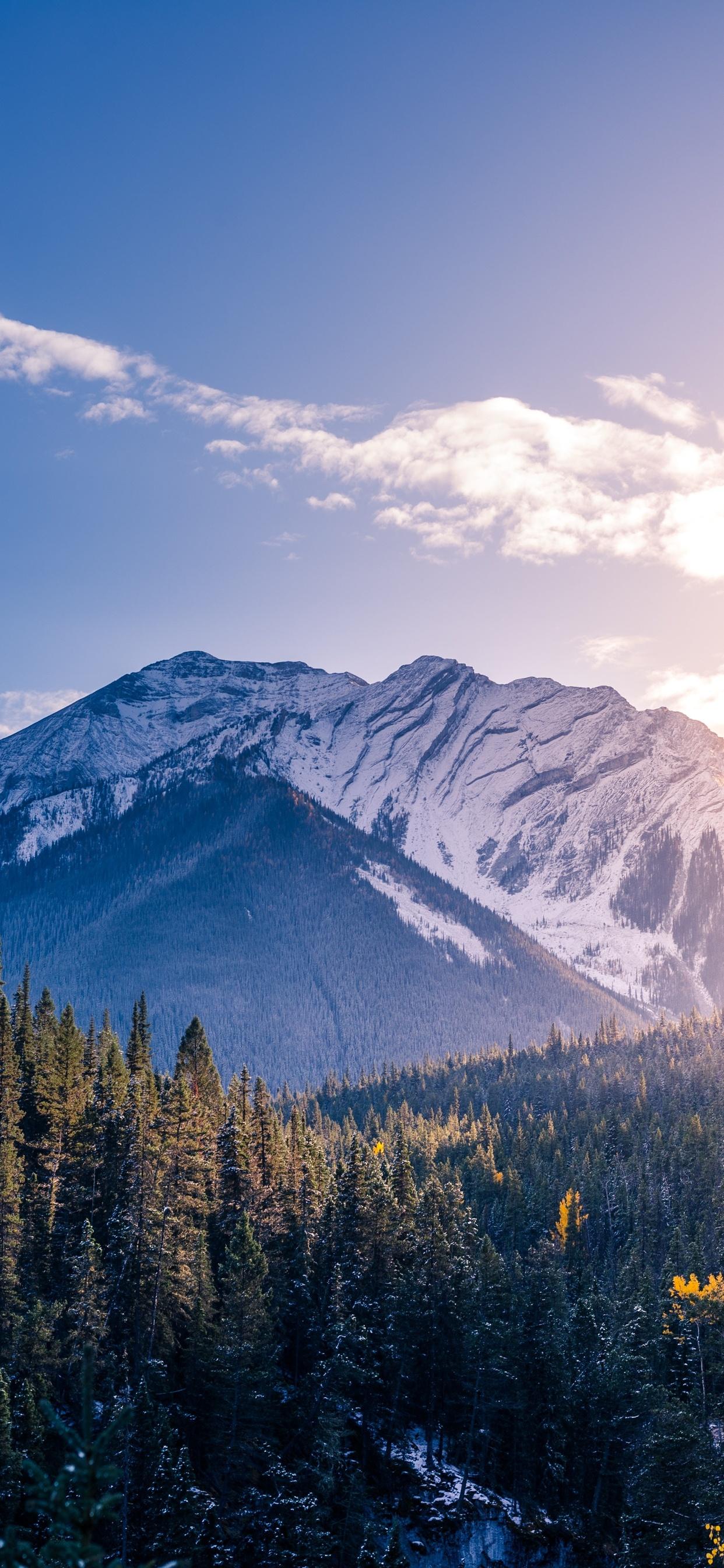 1242x2688 banff canada landscape 5k iphone xs max hd 4k - Nature wallpaper 4k iphone ...