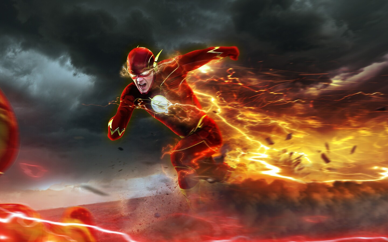 1440x900 Barry Allen In Flash 1440x900 Resolution HD 4k