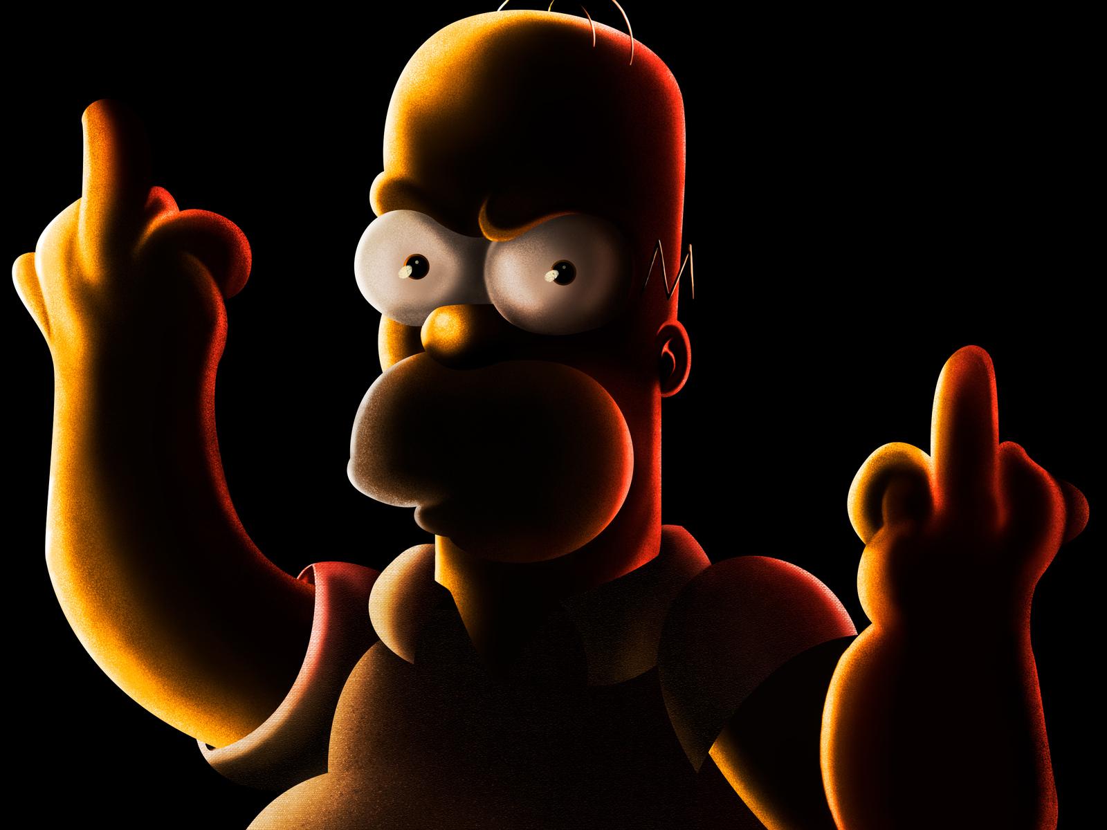 1600x1200 Bart Simpson 1600x1200 Resolution HD 4k ...