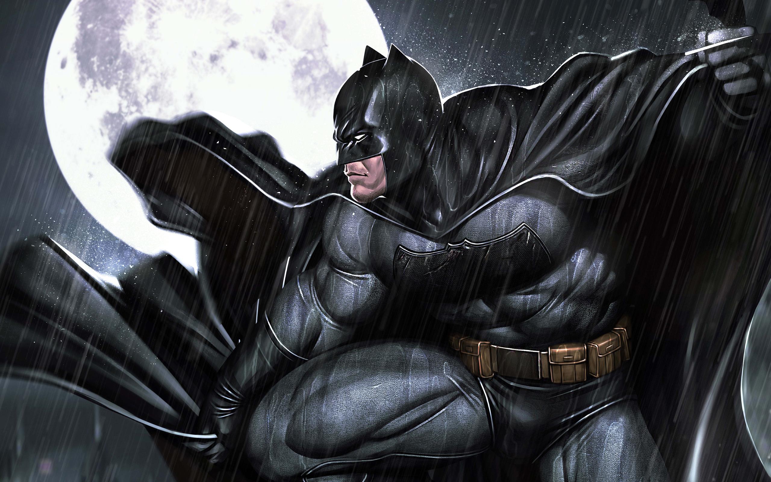 2560x1600 Batman 4k Gotham Art 2560x1600 Resolution HD 4k ...