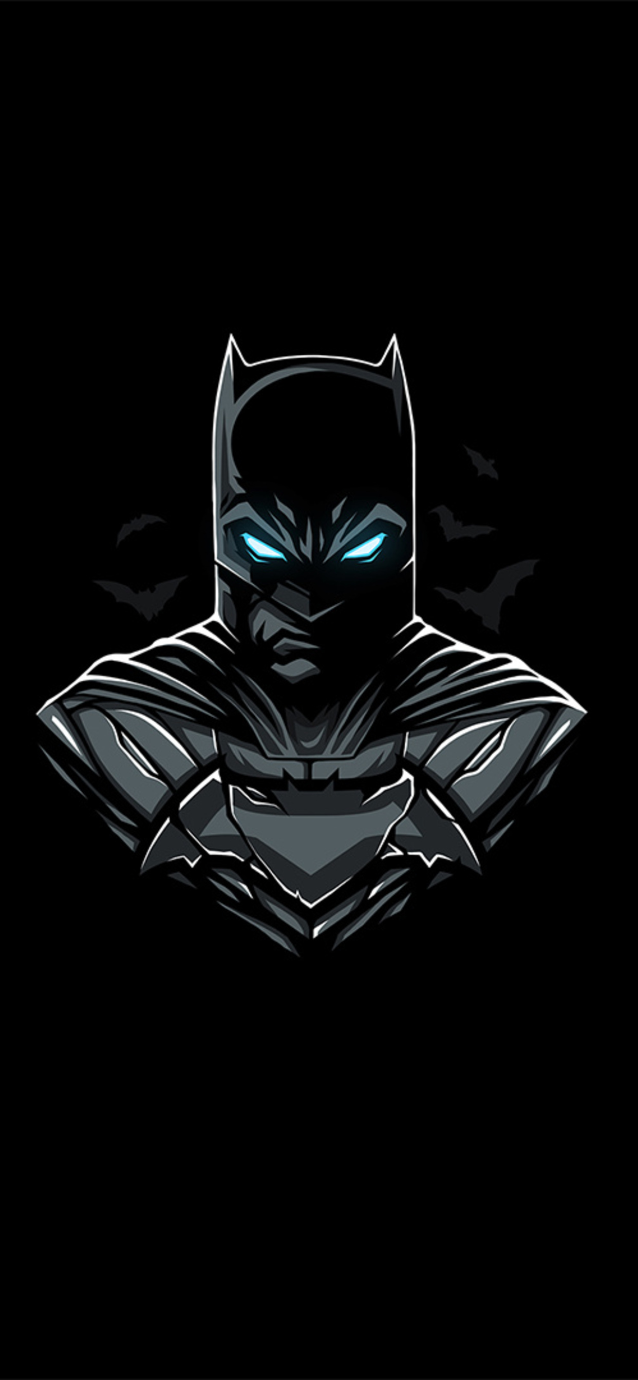 1242x2688 Batman Amoled Iphone Xs Max Hd 4k Wallpapers