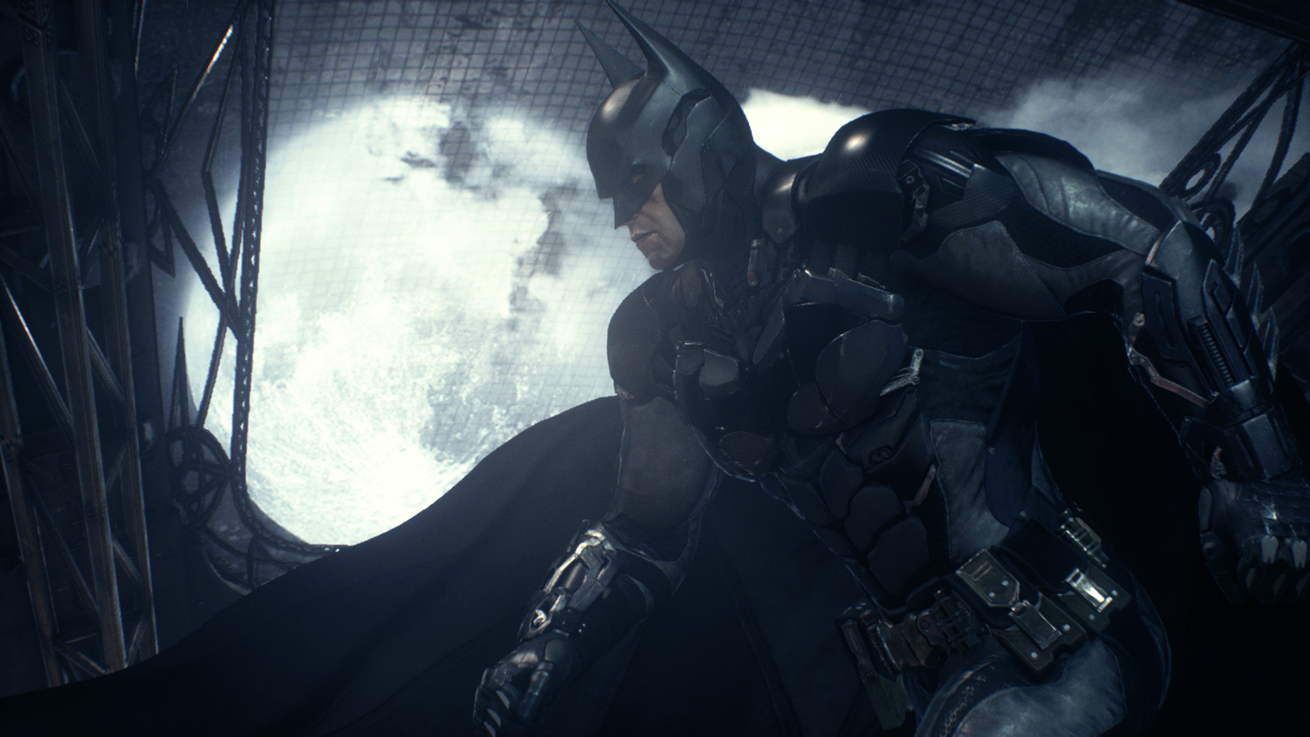 2560x1440 Batman Arkham Knight Art 1440p Resolution Hd 4k Wallpapers