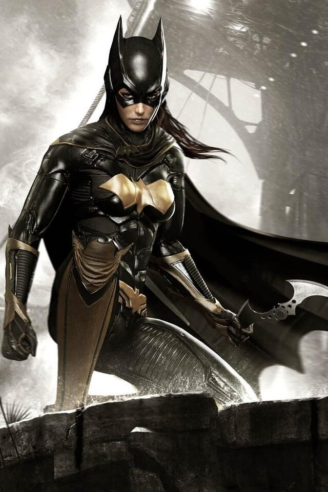 Batman Arkham Knight Batgirl