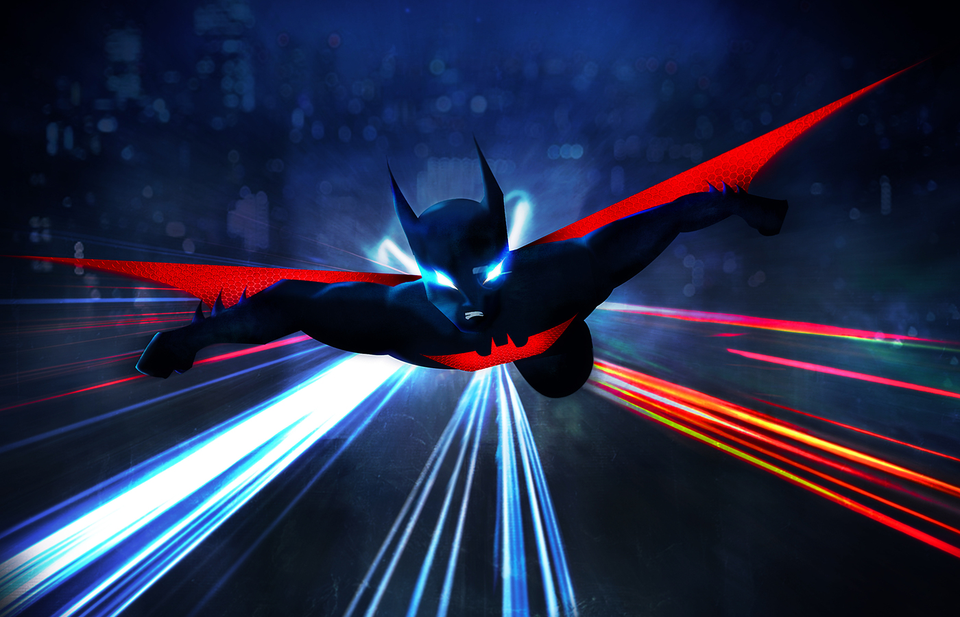 1400x900 Batman Beyond Hd Art 1400x900 Resolution Hd 4k Wallpapers