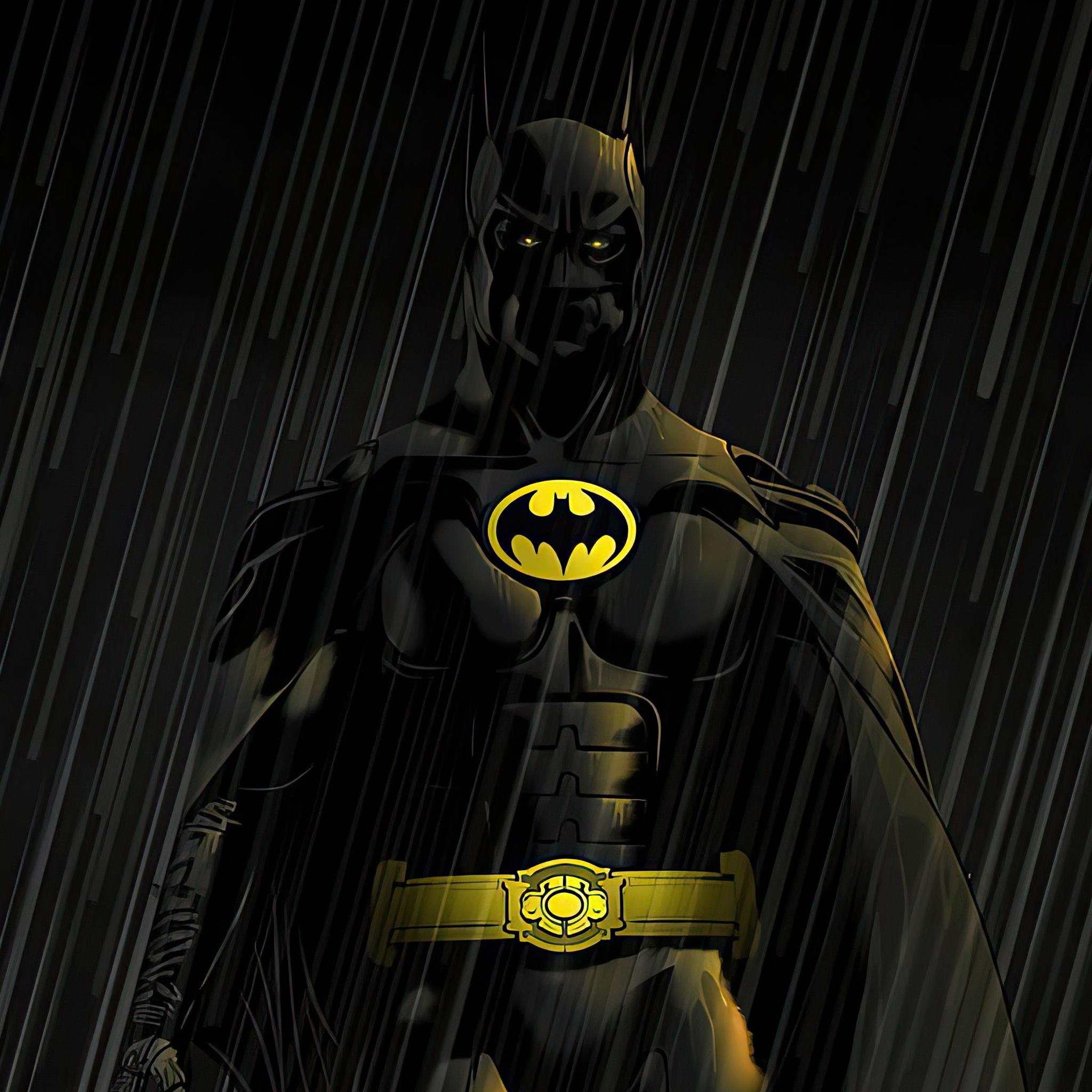 2048x2048 Batman Dark 4k 2020 Ipad Air HD 4k Wallpapers ...