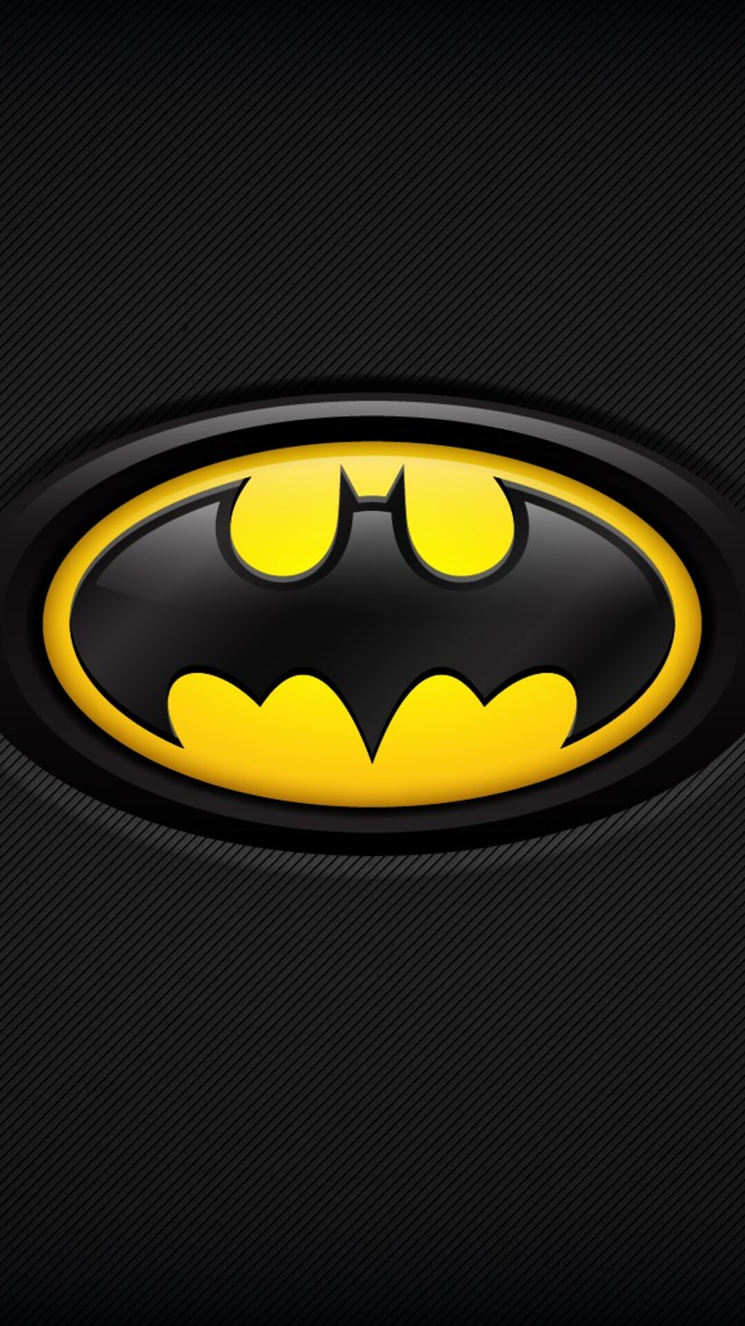 Batman Dark Background Logo Wallpaper