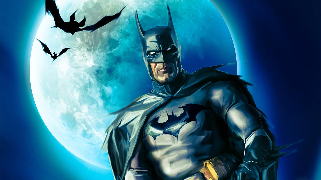 Batman Dark Knight Wallpaper