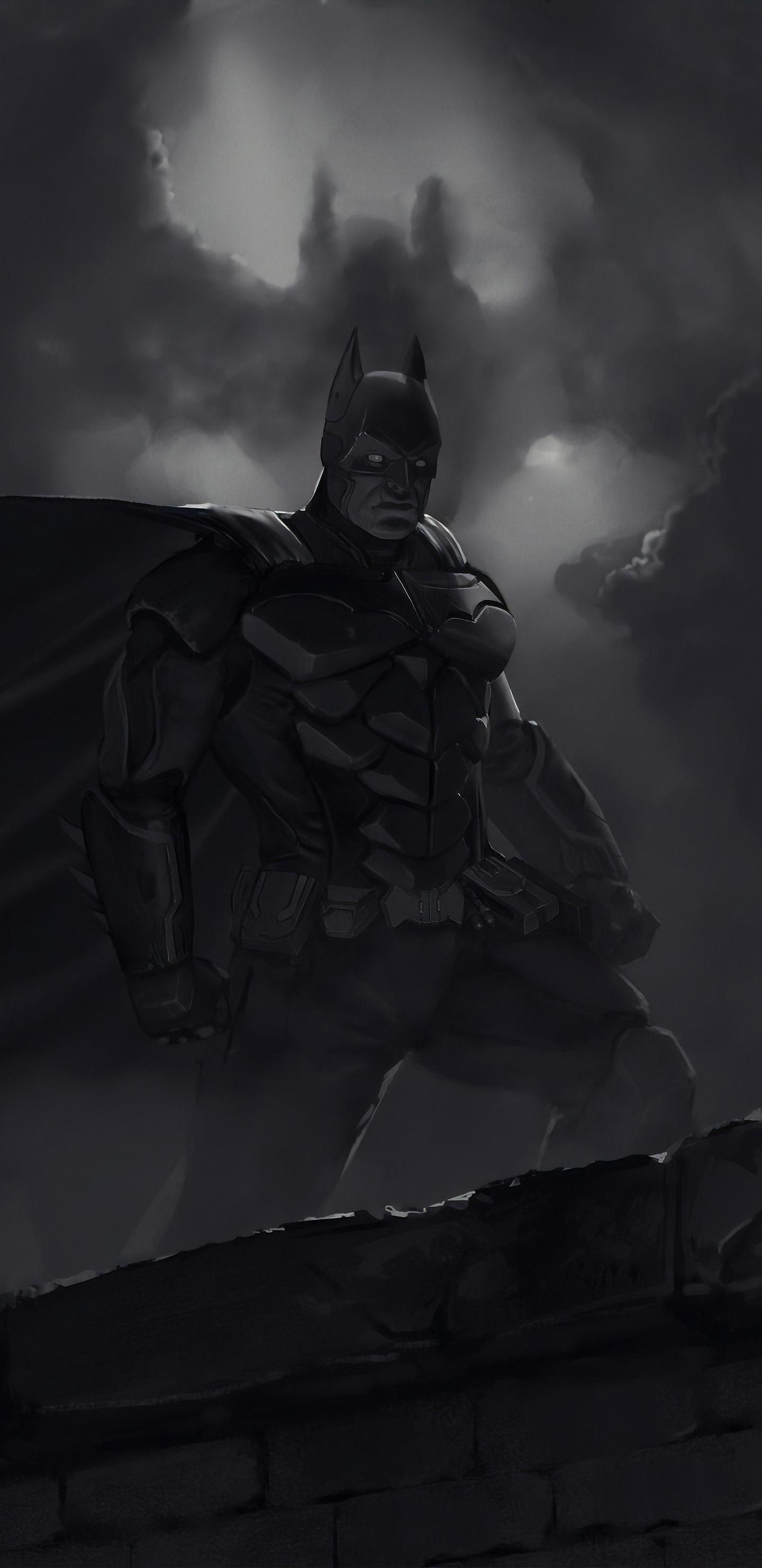 1440x2960 Batman Dark Knight 4k Art Samsung Galaxy Note 98