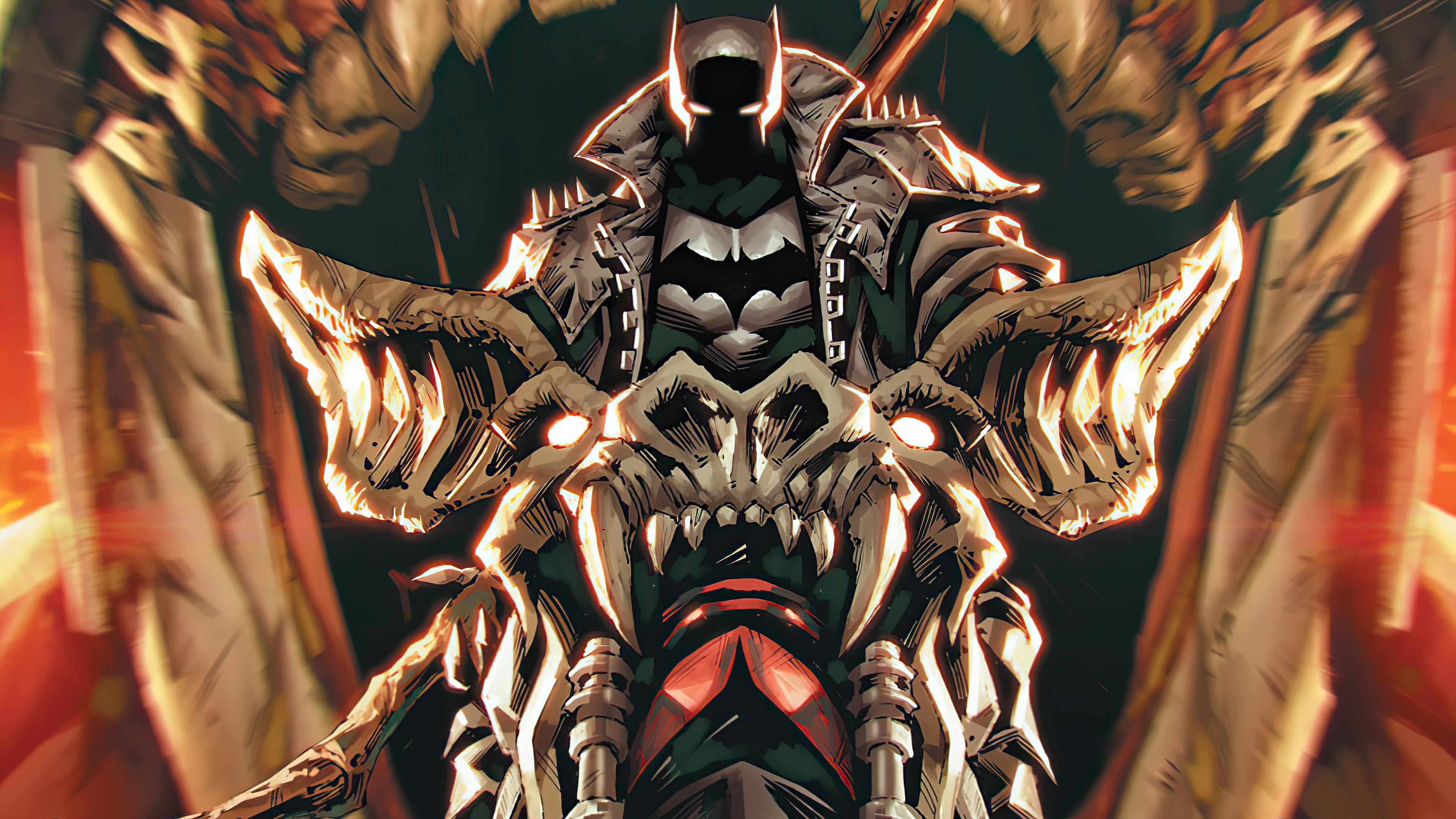 Batman dark knight returns color by dushans | Dark knight