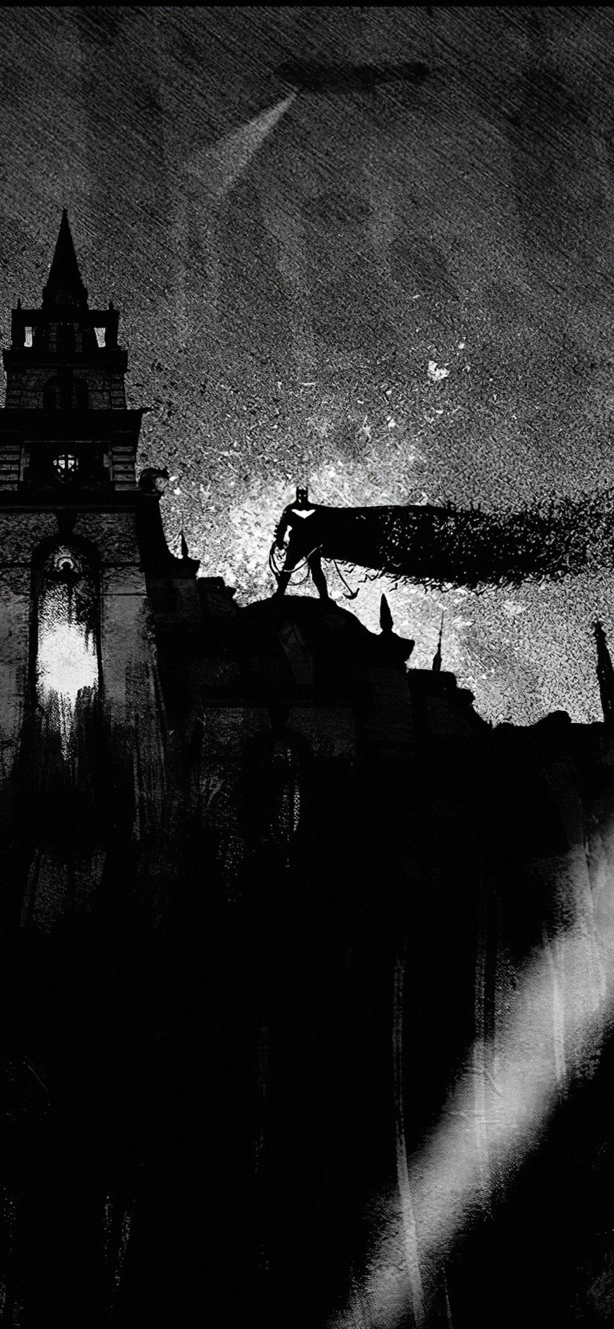 batman dark theme lc