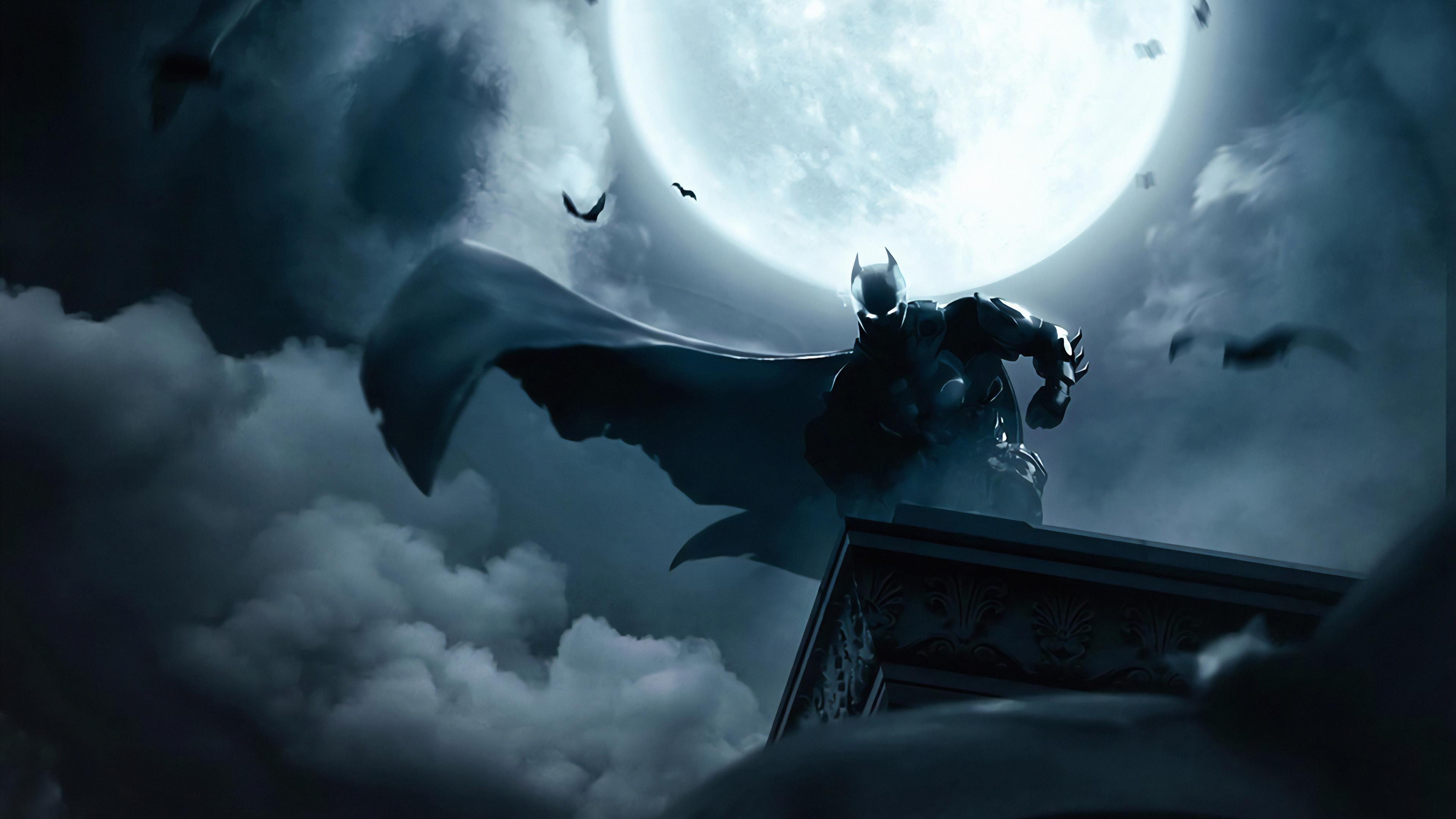 3840x2160 Batman Darknight 4k HD 4k Wallpapers, Images ...