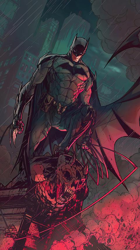 480x854 Batman Gotham 2020 Android One HD 4k Wallpapers ...