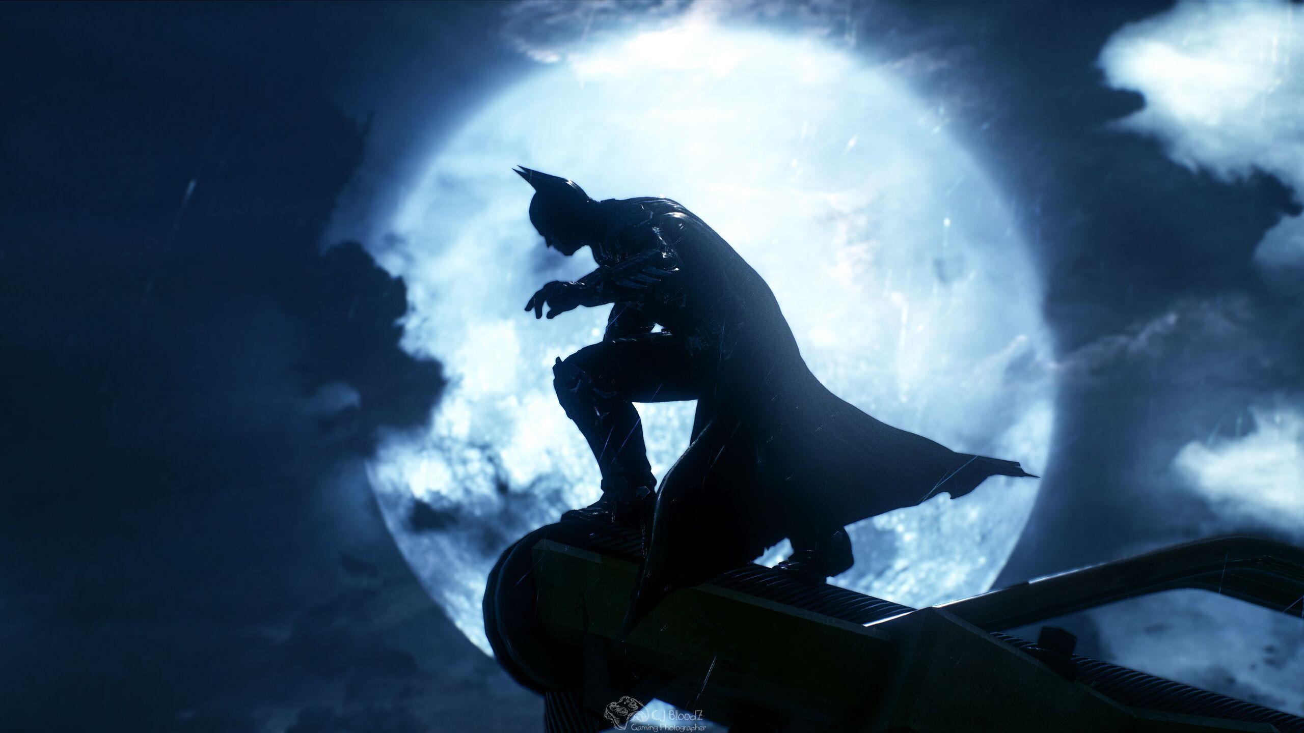 2560x1440 Batman In Batman Arkham Knight 4k 1440p Resolution