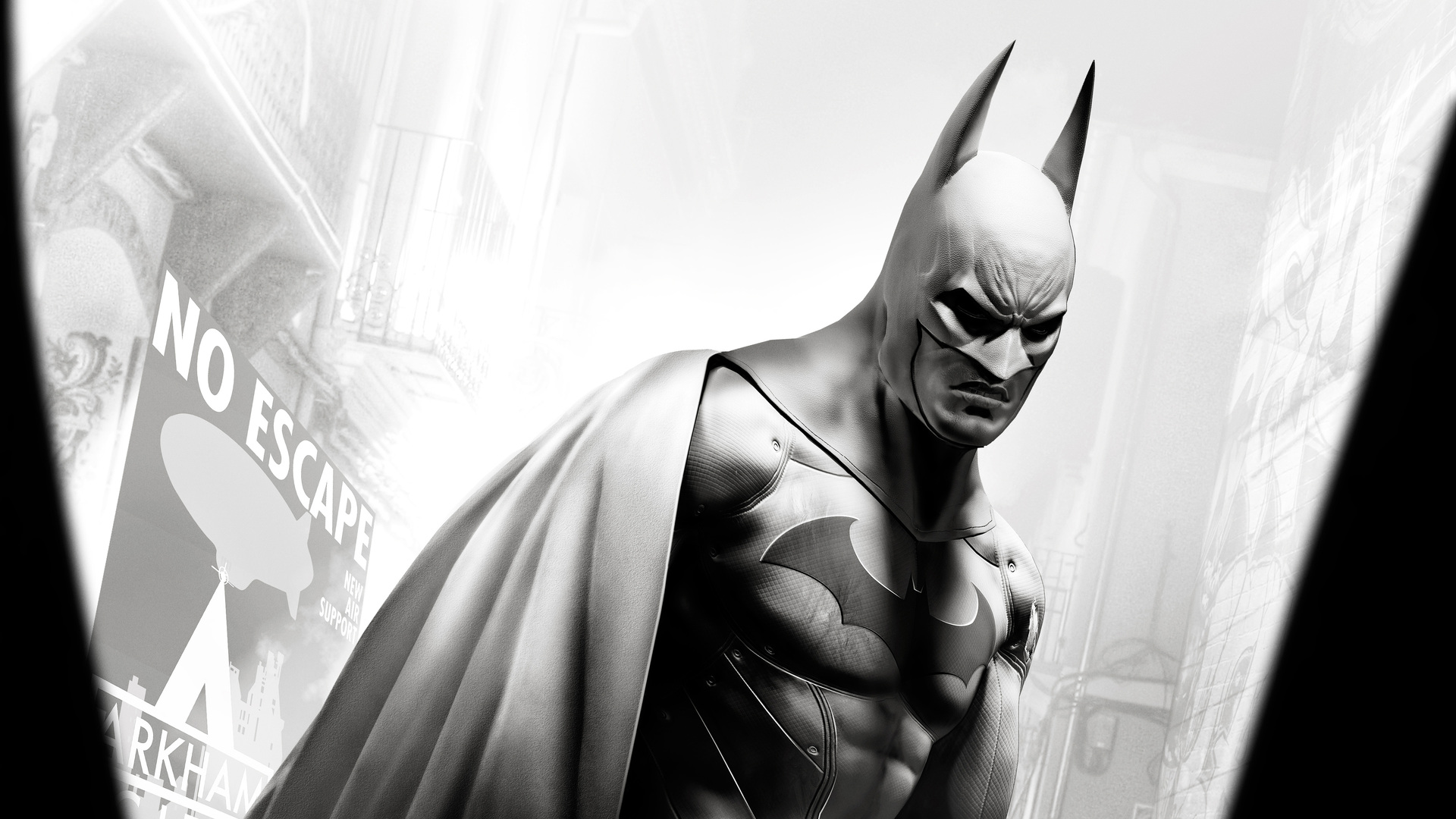 1920x1080 Batman In Batman Arkham Knight Laptop Full HD ...