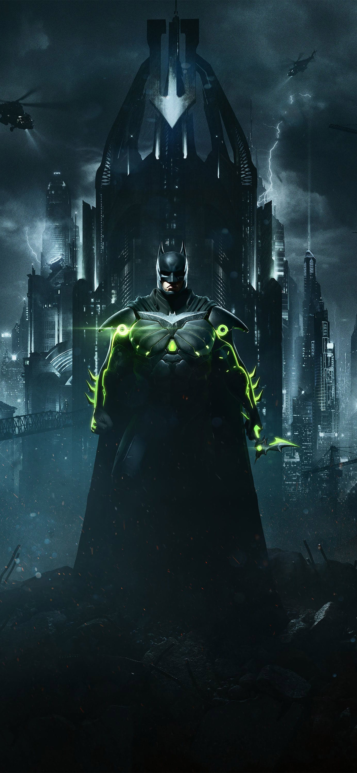 1242x2688 Batman In Injustice 2 Iphone Xs Max Hd 4k
