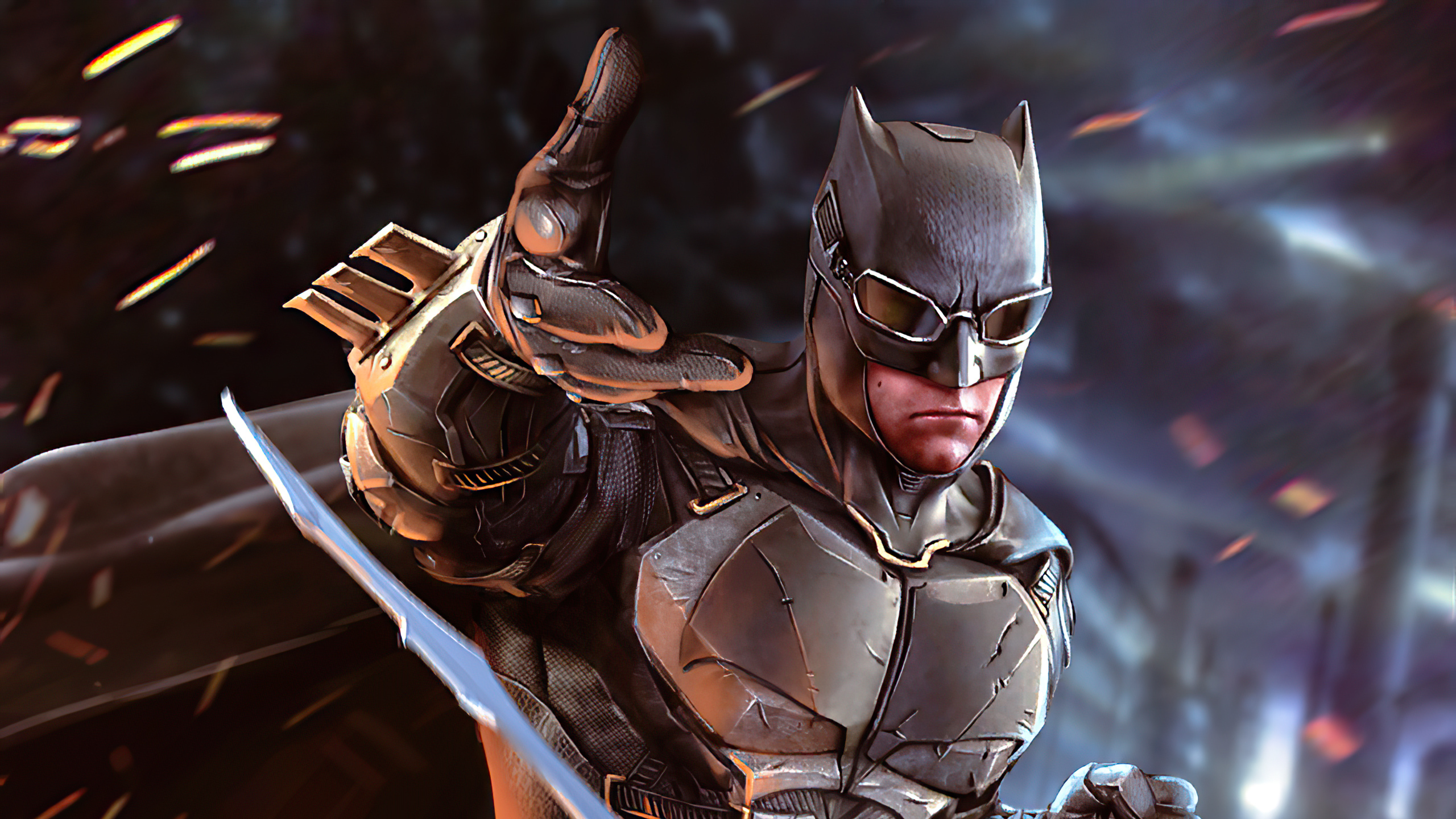 2560x1440 Batman Injustice Mobile Game 1440P Resolution HD ...