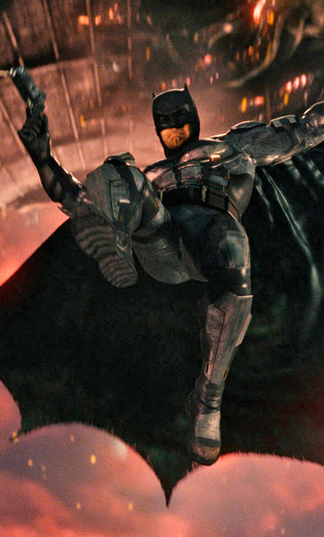 Batman Justice League 2017 Movie 6r