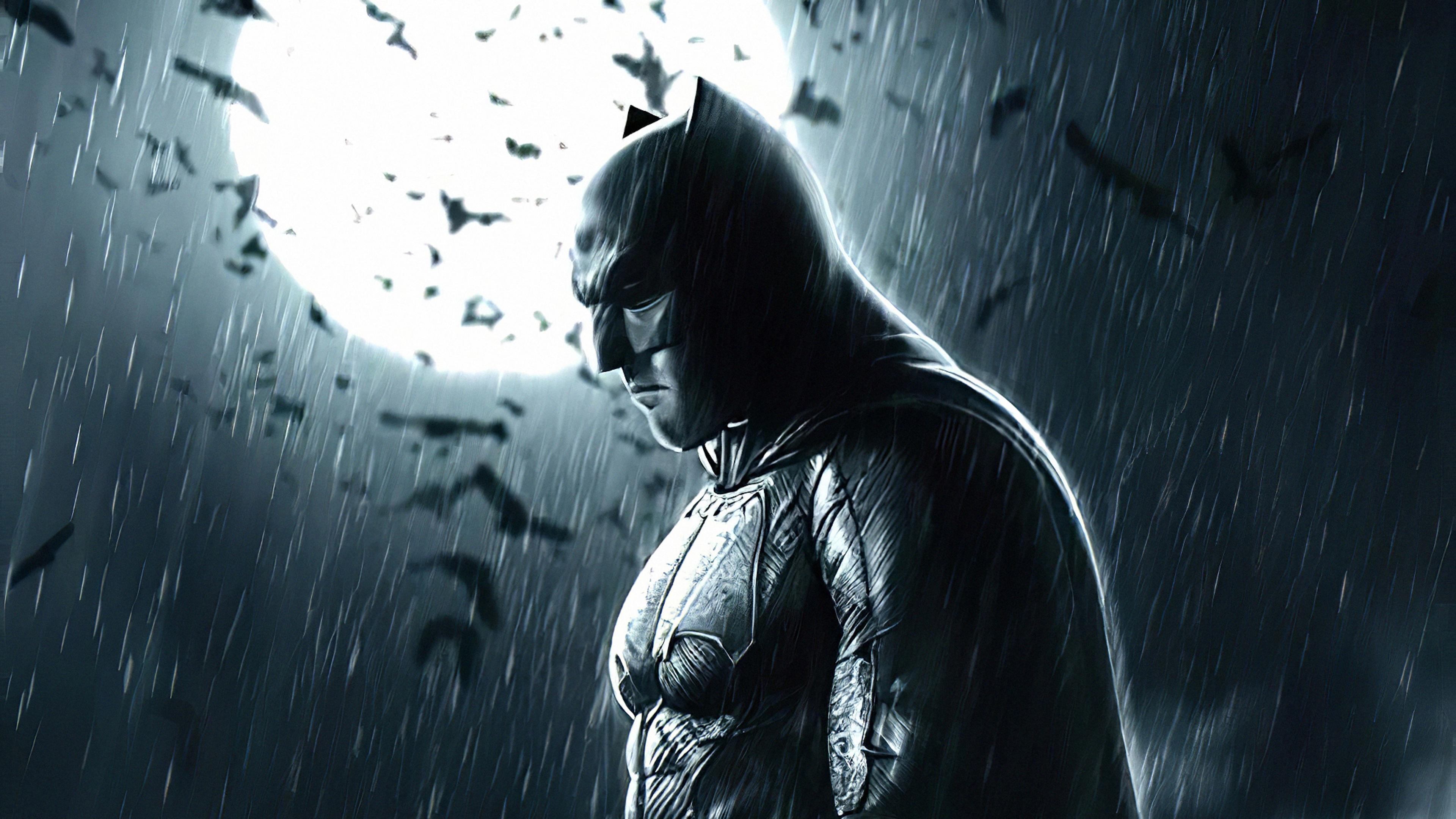 3840x2160 Batman Knightartwork 4k HD 4k Wallpapers, Images ...