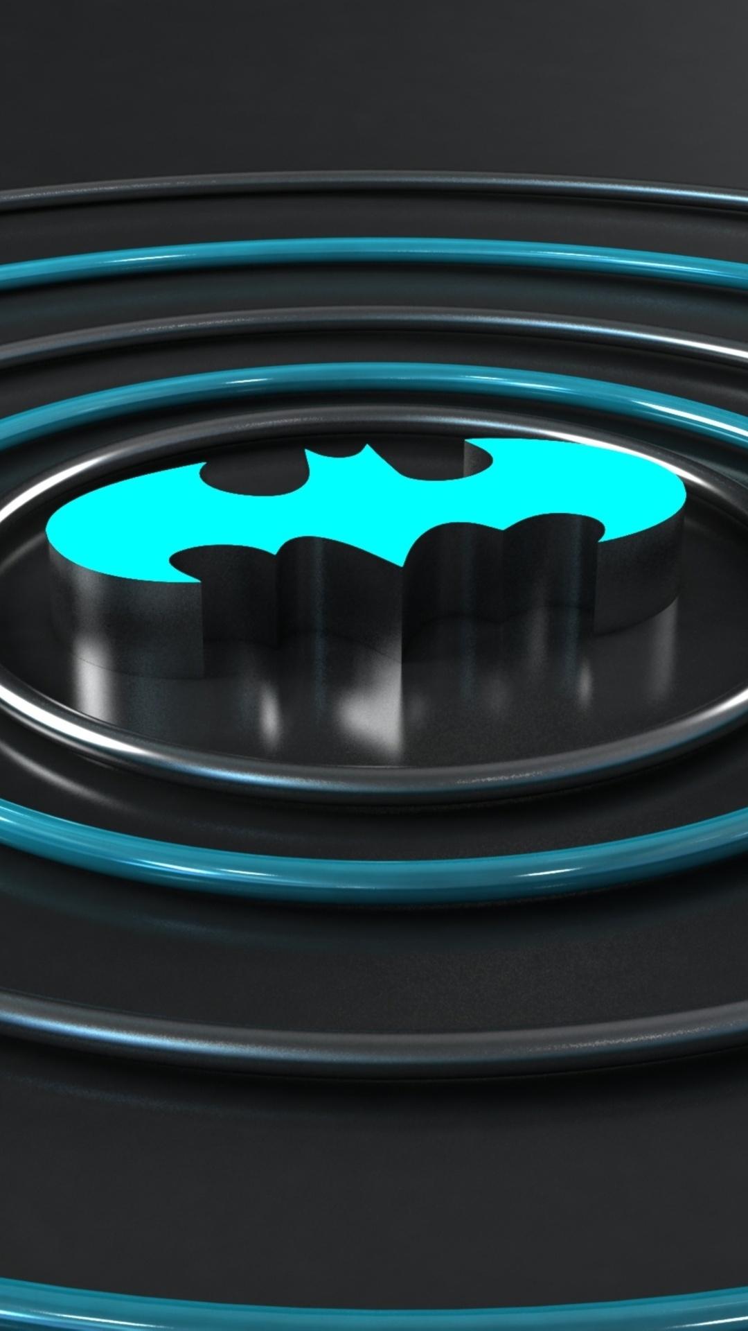 Batman Logo 3d Tg