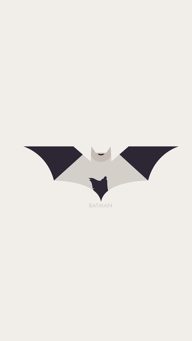 750x1334 Batman Logo 8k Art Iphone 6 Iphone 6s Iphone 7 Hd 4k