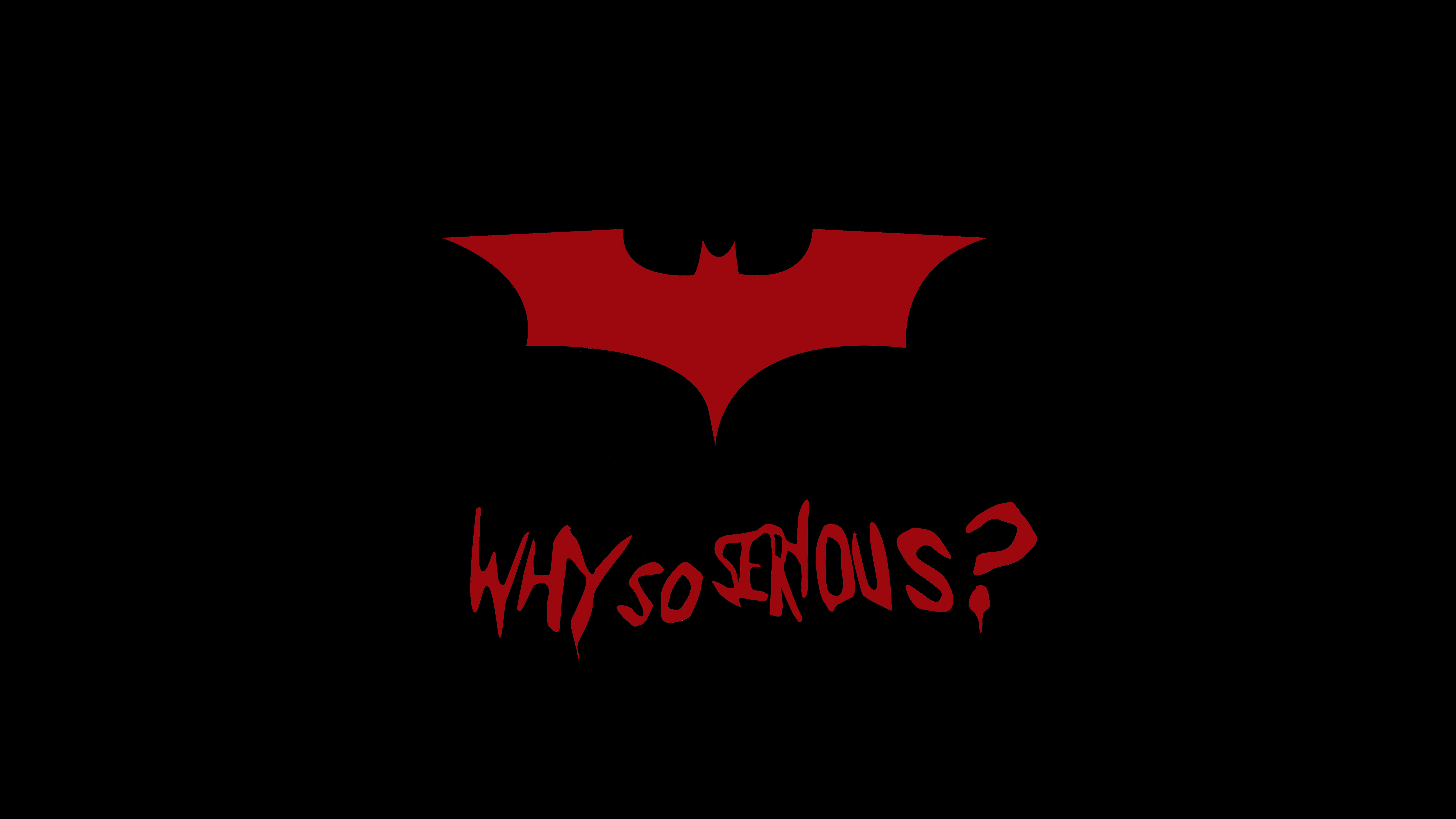 Batman Logo 8k Ts