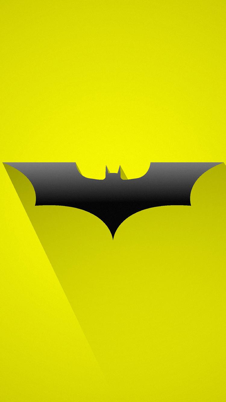 750x1334 Batman Logo Art 4k Iphone 6 Iphone 6s Iphone 7 Hd 4k