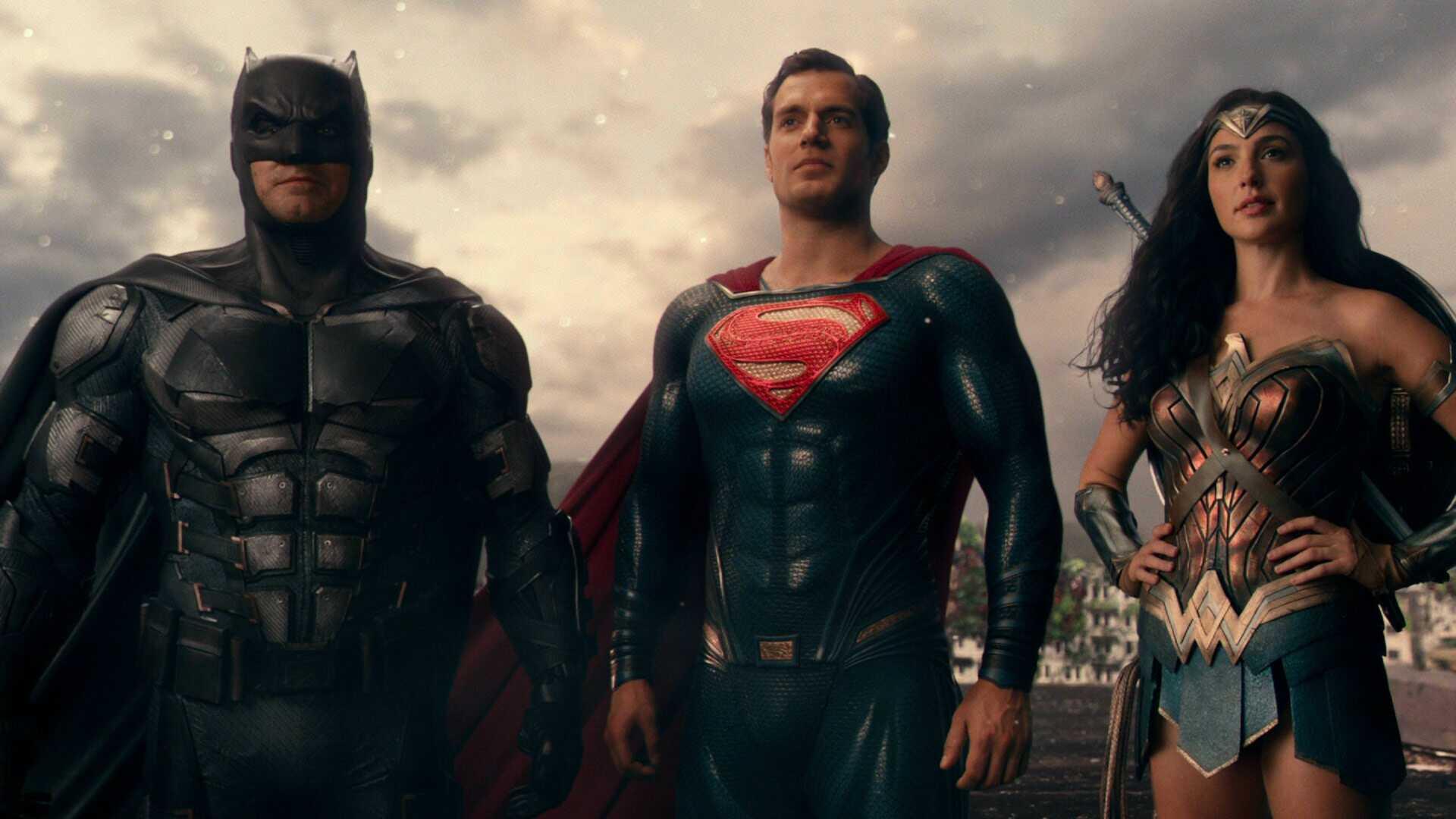 Wonder Woman Justice League 4k Fan Art Hd Movies 4k: 1920x1080 Batman Superman Wonder Woman In Justice League