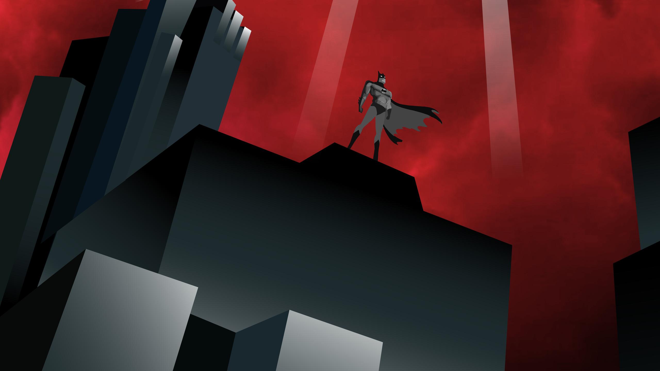 2560x1440 Batman The Animated Series 5k 1440p Resolution Hd