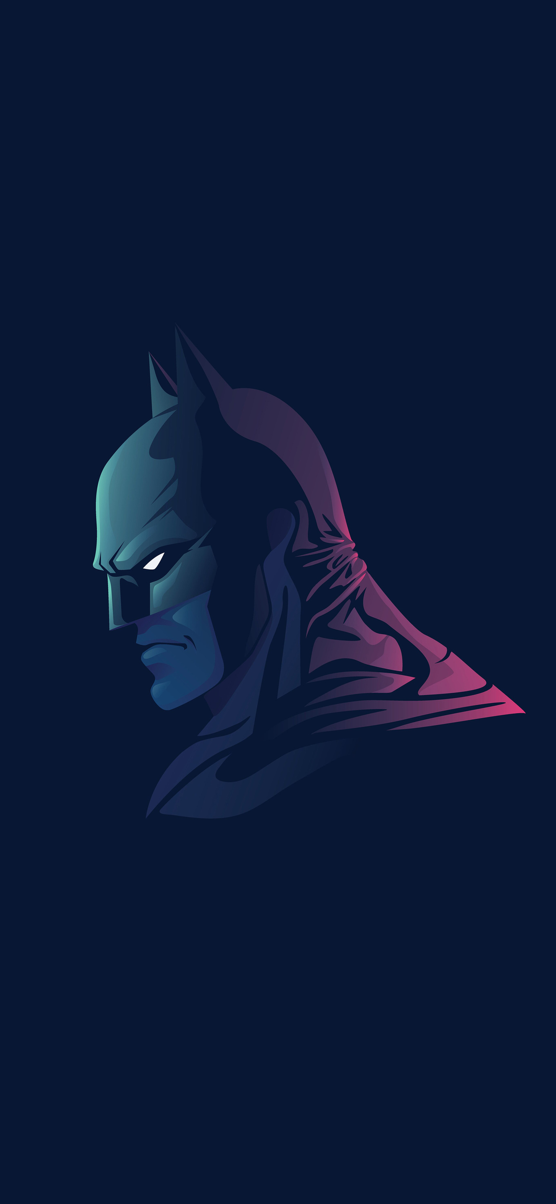 1125x2436 Batman The Dark Knight Minimal Iphone Xs Iphone 10 Iphone X Hd 4k Wallpapers Images Backgrounds Photos And Pictures