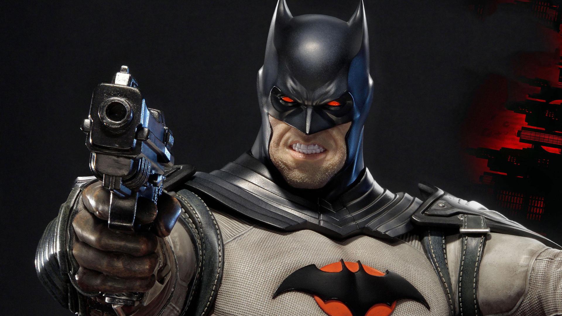 1920x1080 Batman With Gun Laptop Full HD 1080P HD 4k ...