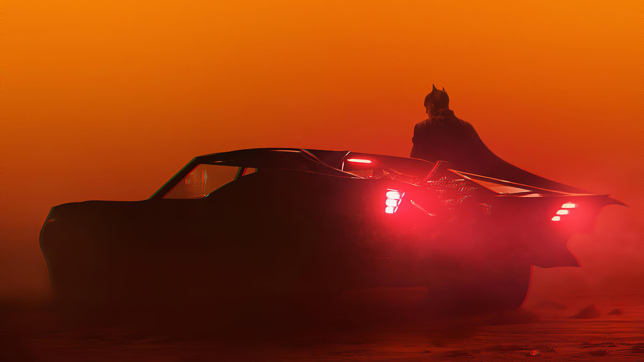 2048x1152 Batman X Blade Runner 4k 2048x1152 Resolution HD ...