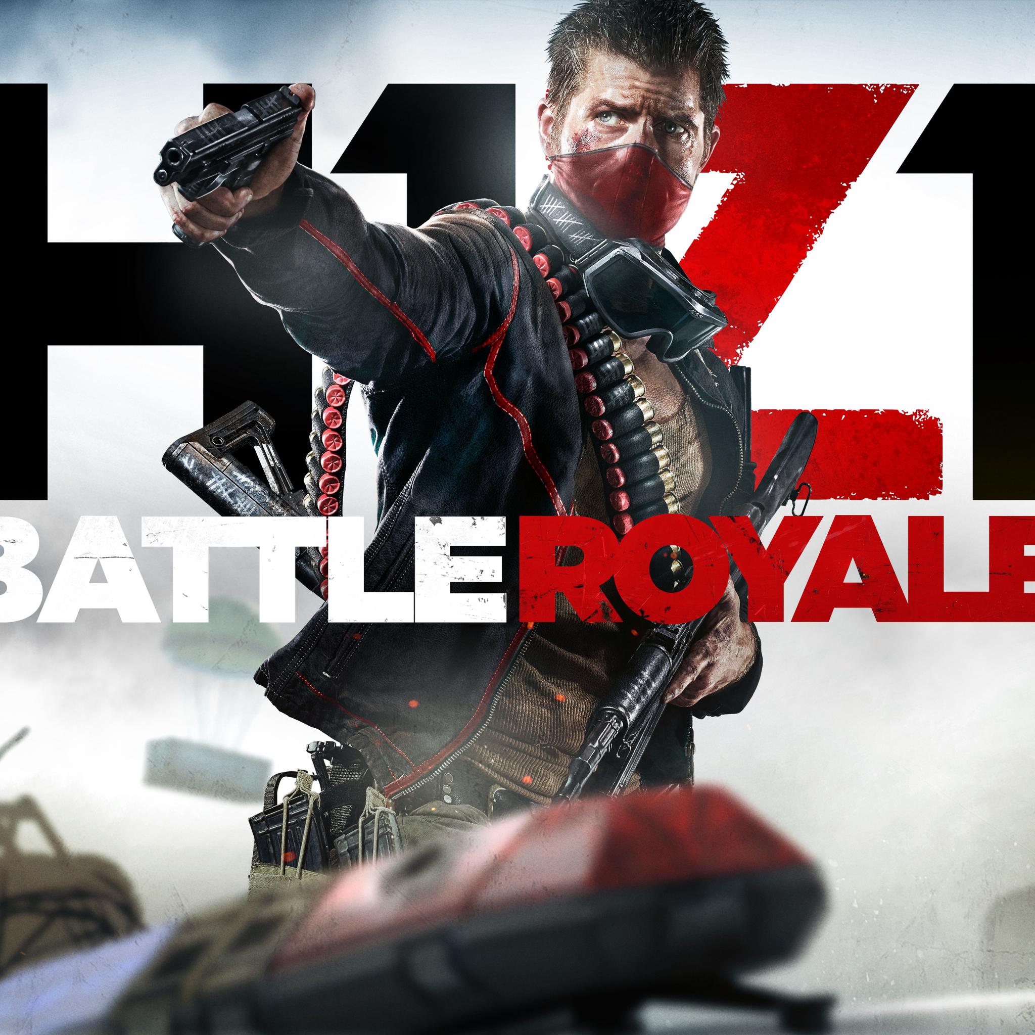 2048x2048 Battle Royale H1z1 4k Ipad Air HD 4k Wallpapers