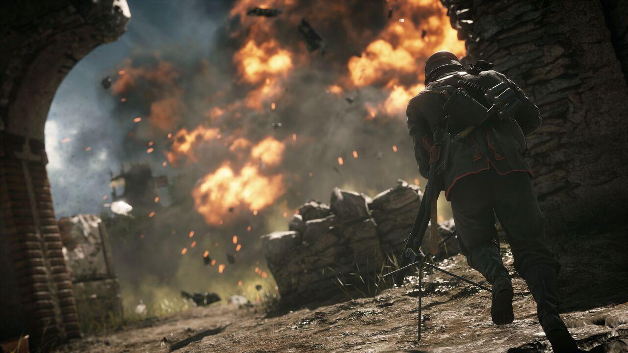 1280x720 Battlefield 1 4k Game 720P HD 4k Wallpapers