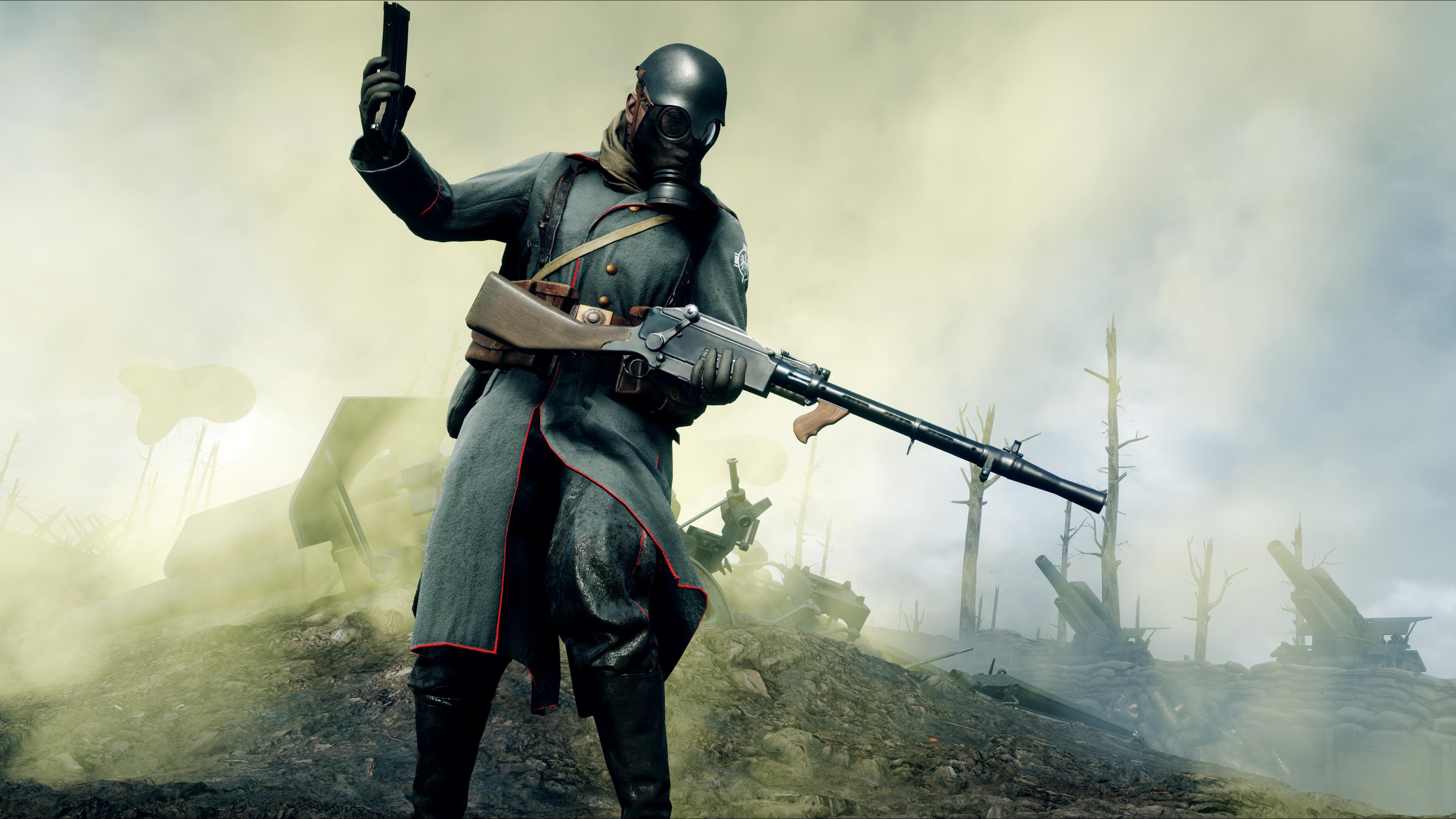 3840x2160 Battlefield 1 5k 4k HD 4k Wallpapers, Images ...