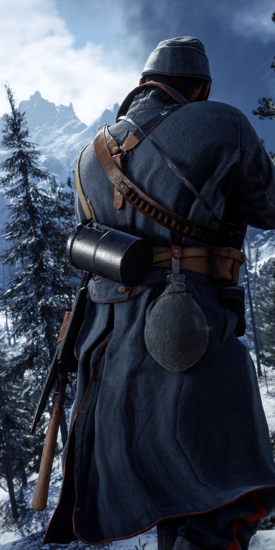 1080x2160 Battlefield 1 Feiert Ersten Geburtstag 4k One ...