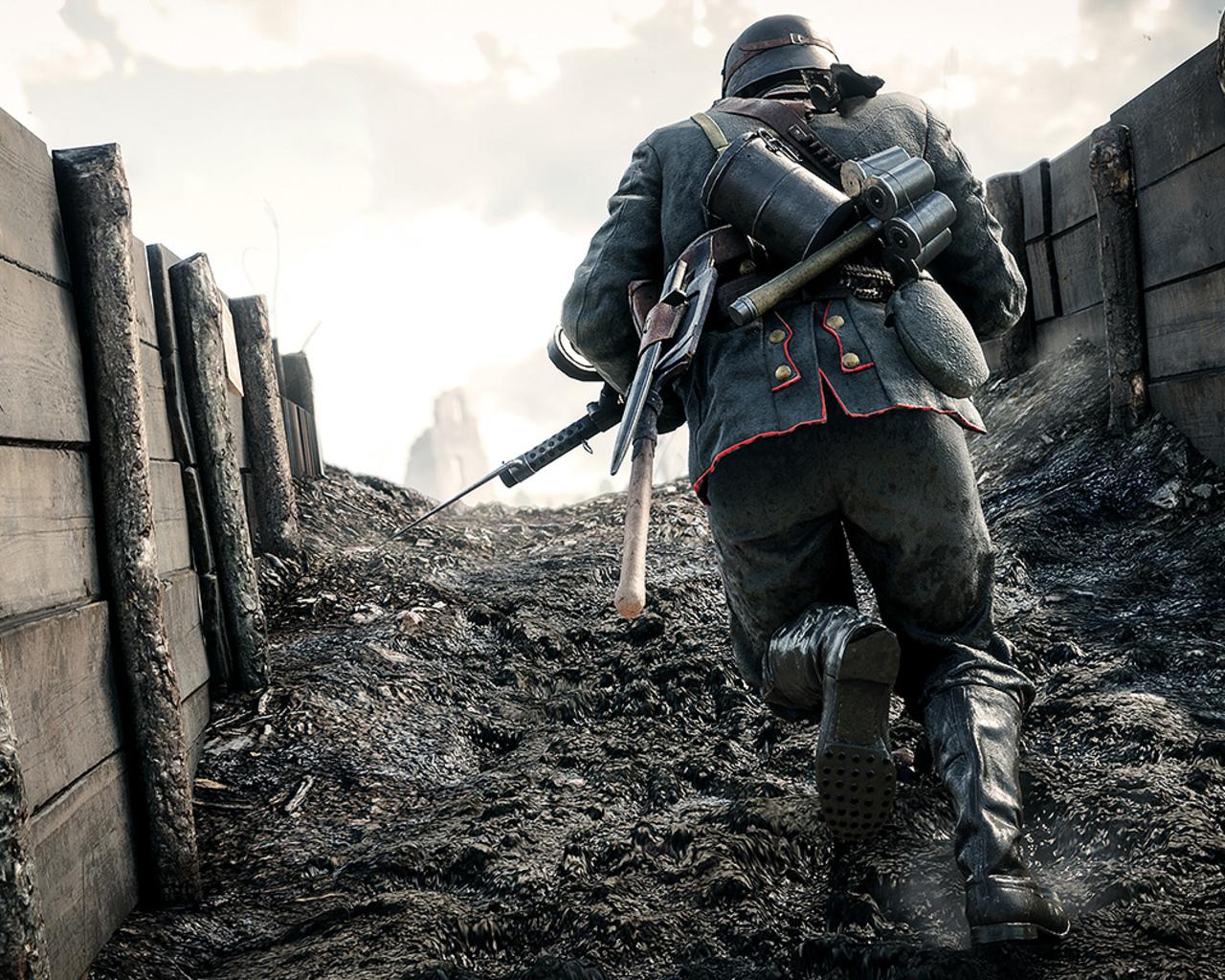 1280x1024 Battlefield 1 Full HD 1280x1024 Resolution HD 4k ...