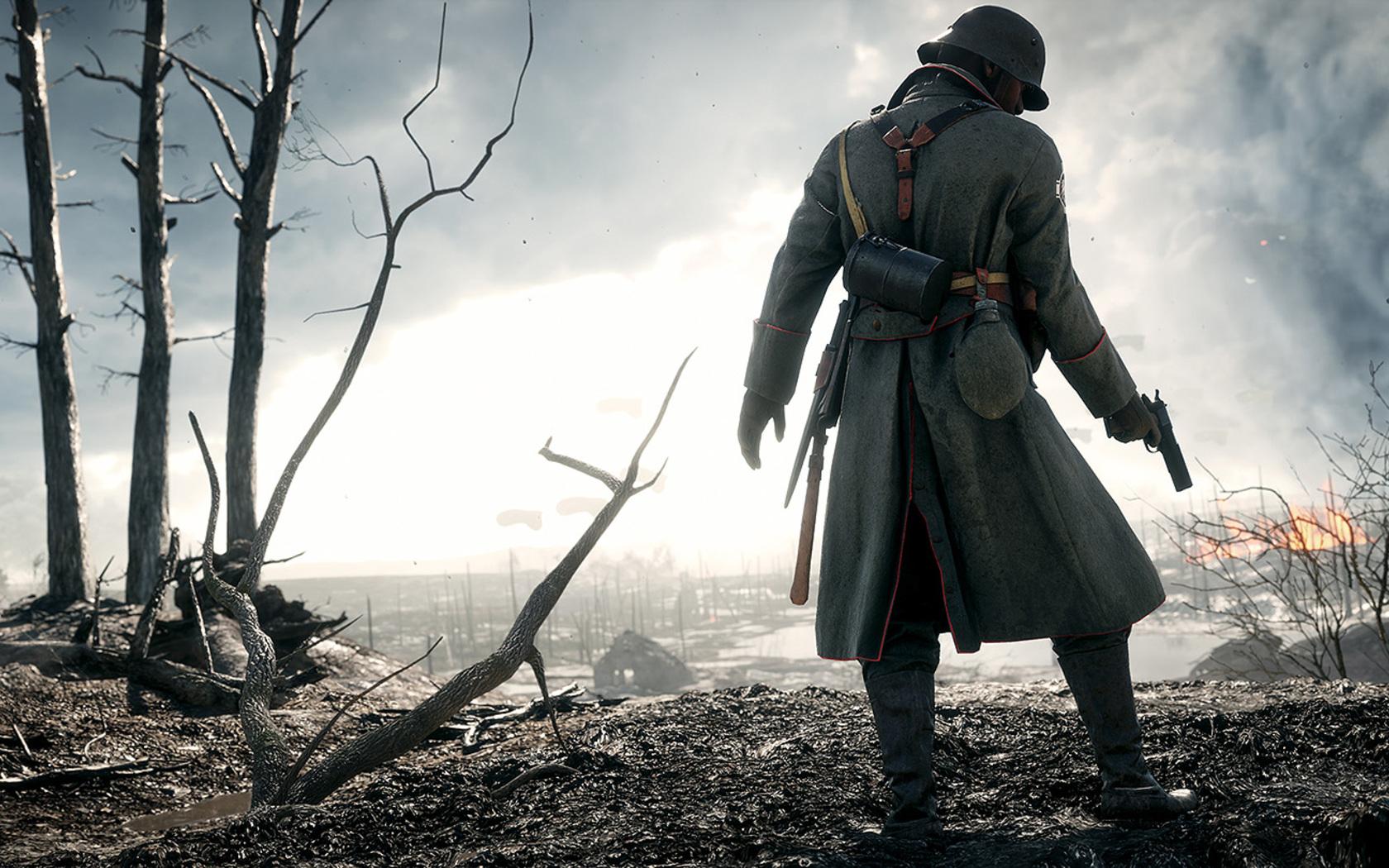 1680x1050 Battlefield 1 Game Play HD 1680x1050 Resolution