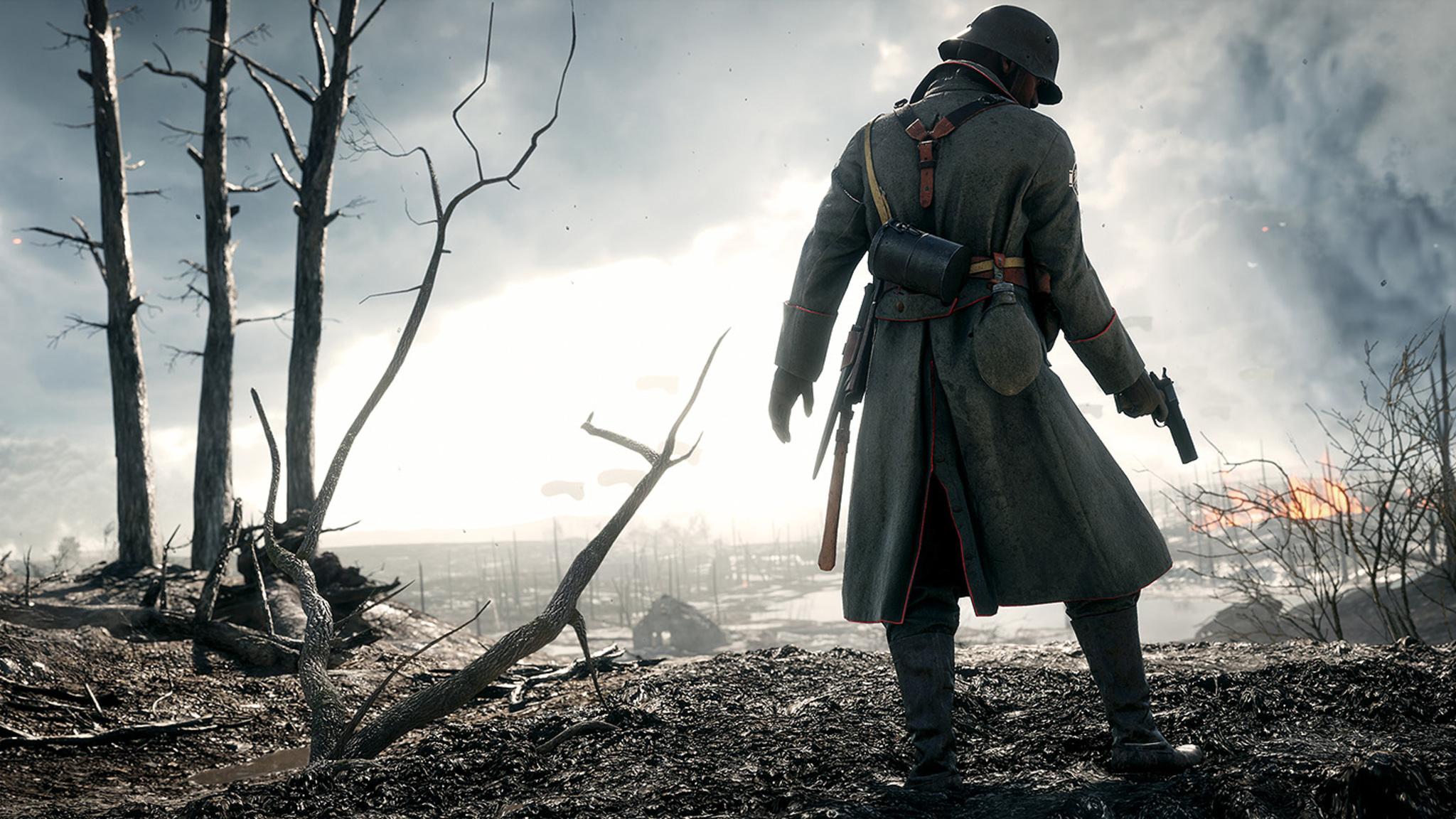 2048x1152 Battlefield 1 Game Play HD 2048x1152 Resolution ...