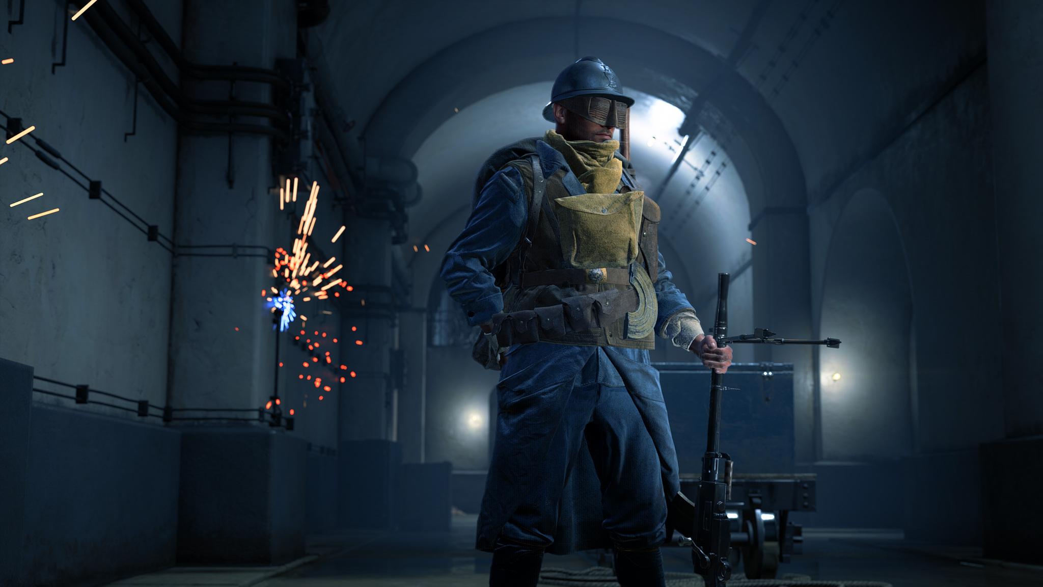 2048x1152 Battlefield 1 Solider 5k 2048x1152 Resolution HD