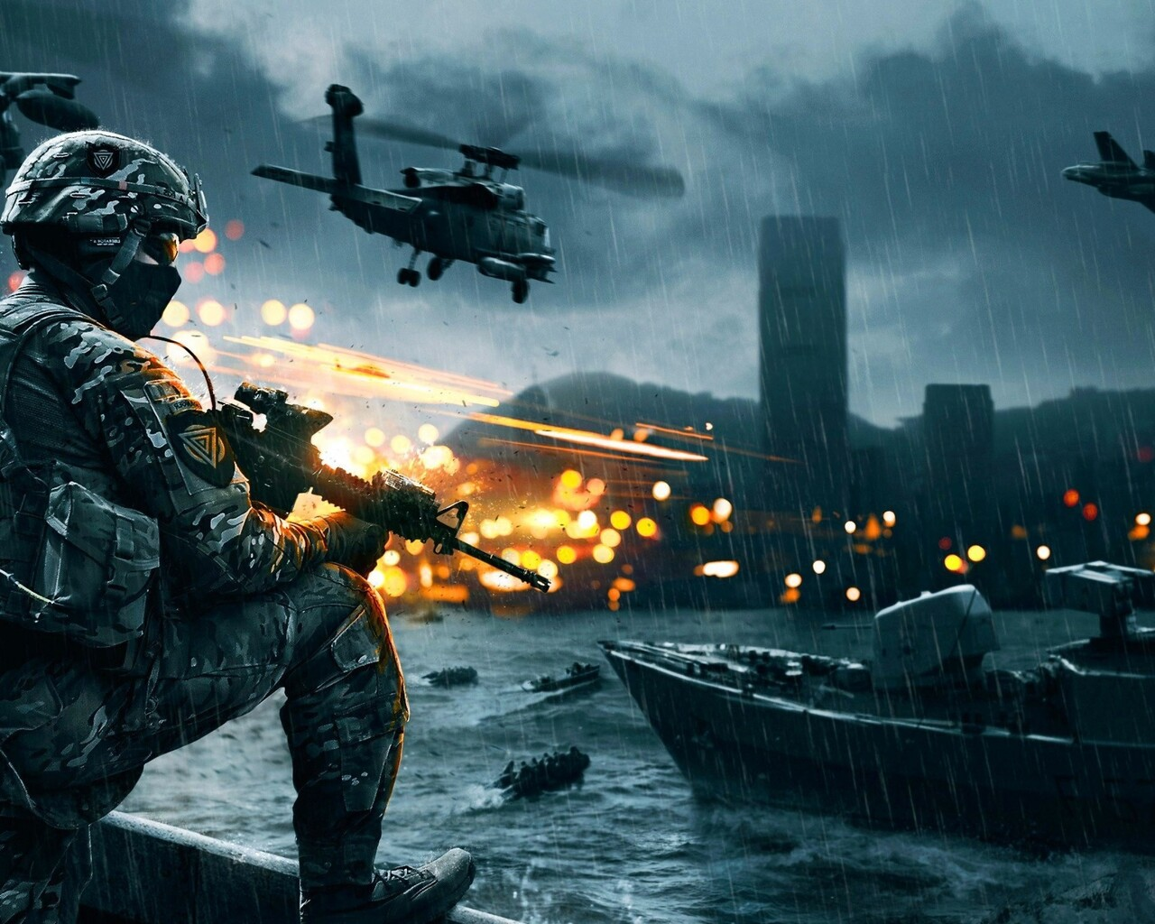 Download Wallpaper 1280x1280 Battlefield 4 Game Ea: 1280x1024 Battlefield 4 1280x1024 Resolution HD 4k