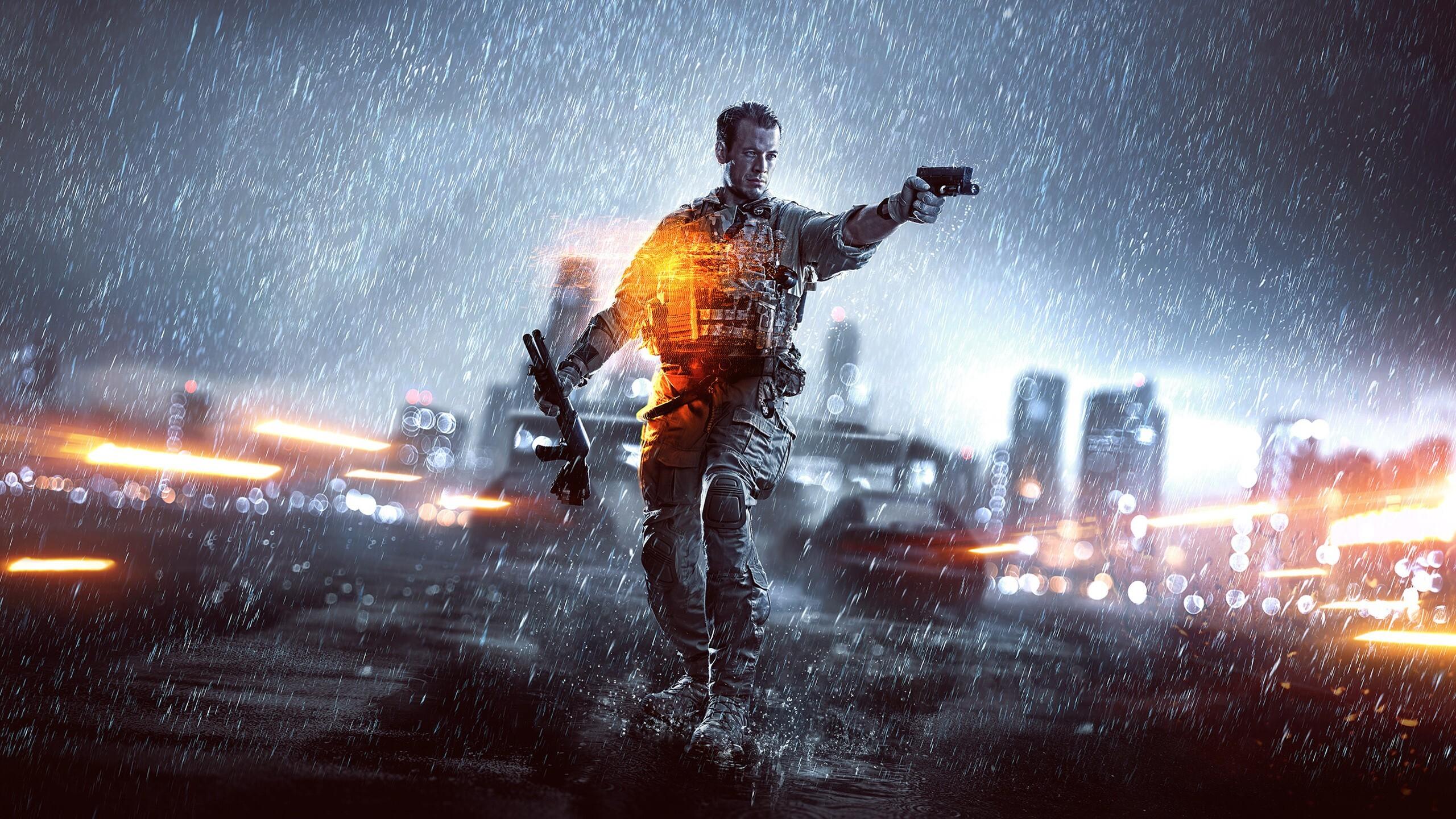 Battlefield 4 Zavod Graveyard Shift 4k Hd Desktop