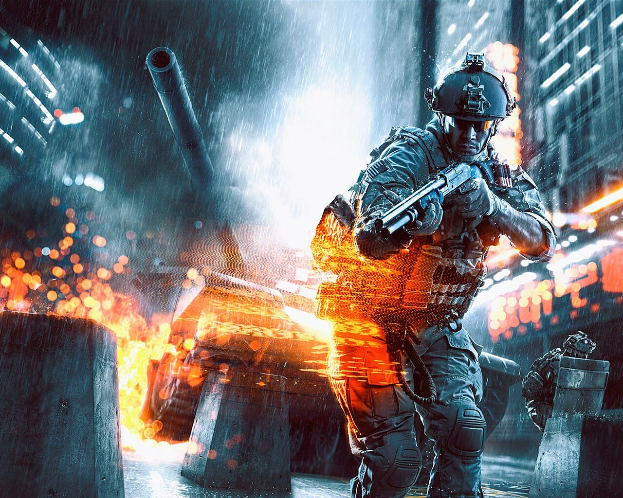 Battlefield 4 Game Hd