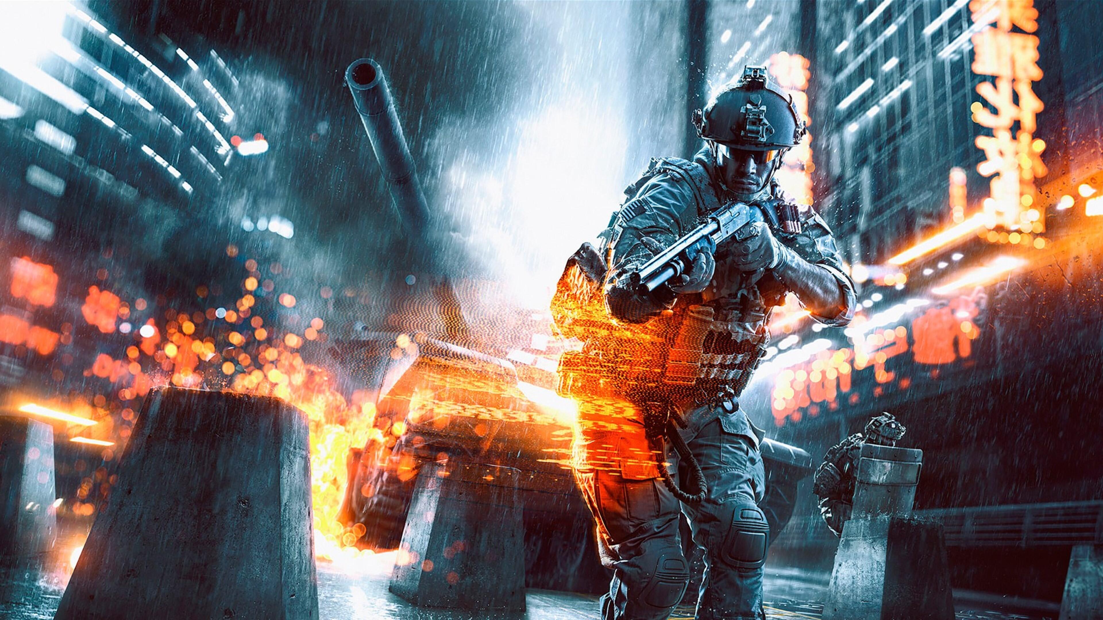 3840x2160 Battlefield 4 Game HD 4k HD 4k Wallpapers